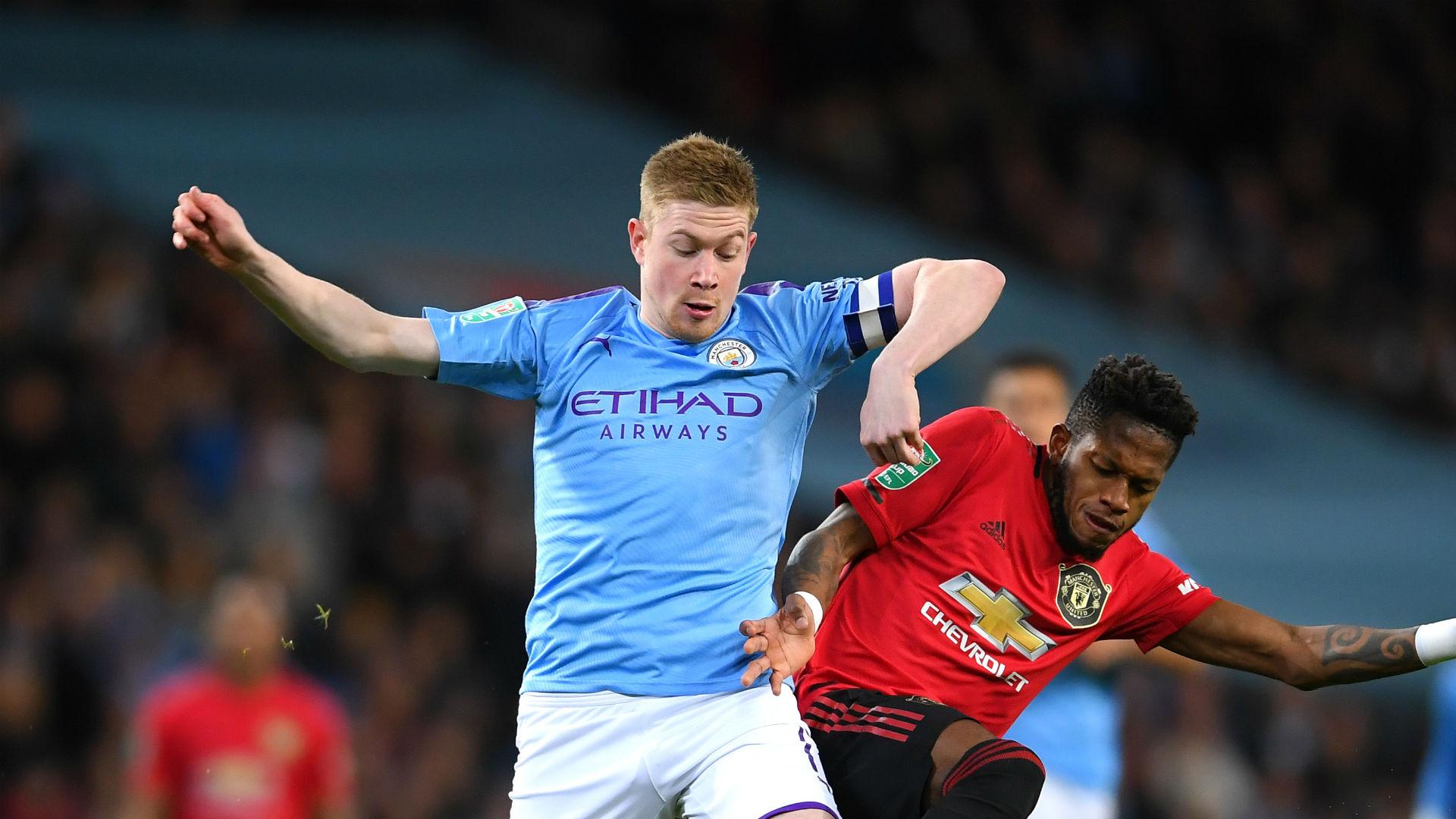 De Bruyne unable to comprehend Man City's derby defeat