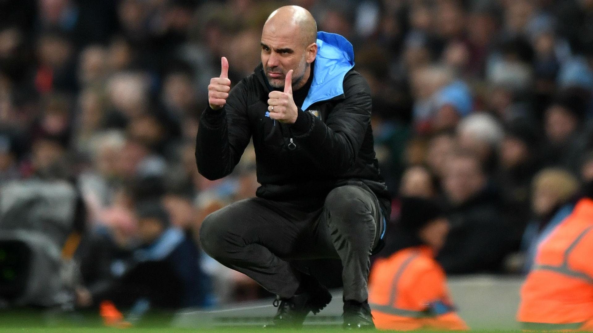 Manchester City 0-1 Manchester United (3-2 agg): Guardiola's men into EFL Cup final despite defeat