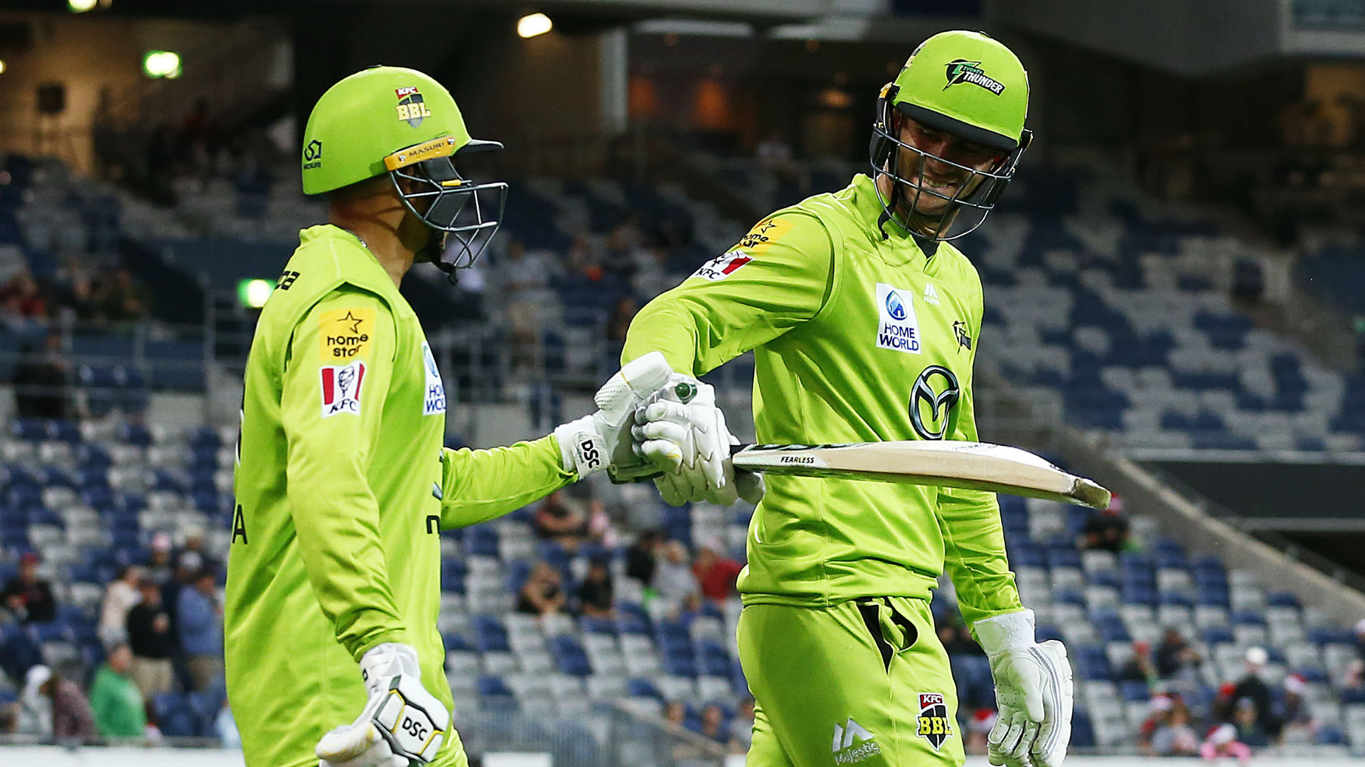 Hurricanes crash out after failing to weather Hales and Khawaja storm