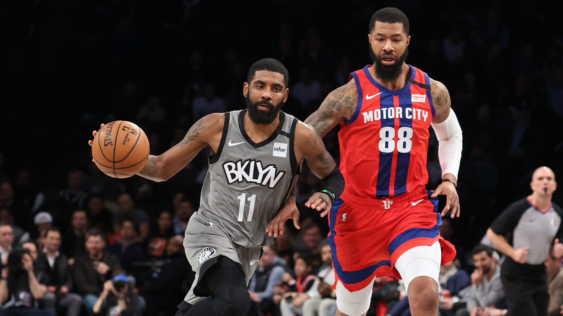 Irving impresses in Nets return as Oladipo stars in comeback