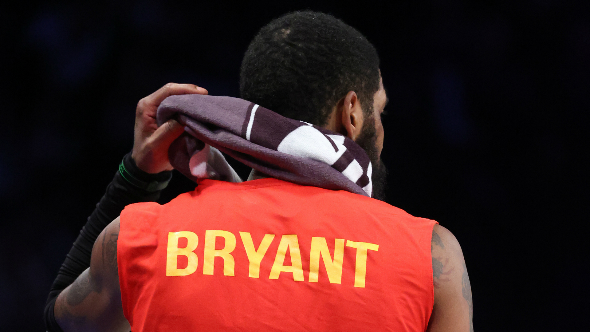 Kobe Bryant dead: Irving vows to 'continue to carry the torch' in emotional tribute