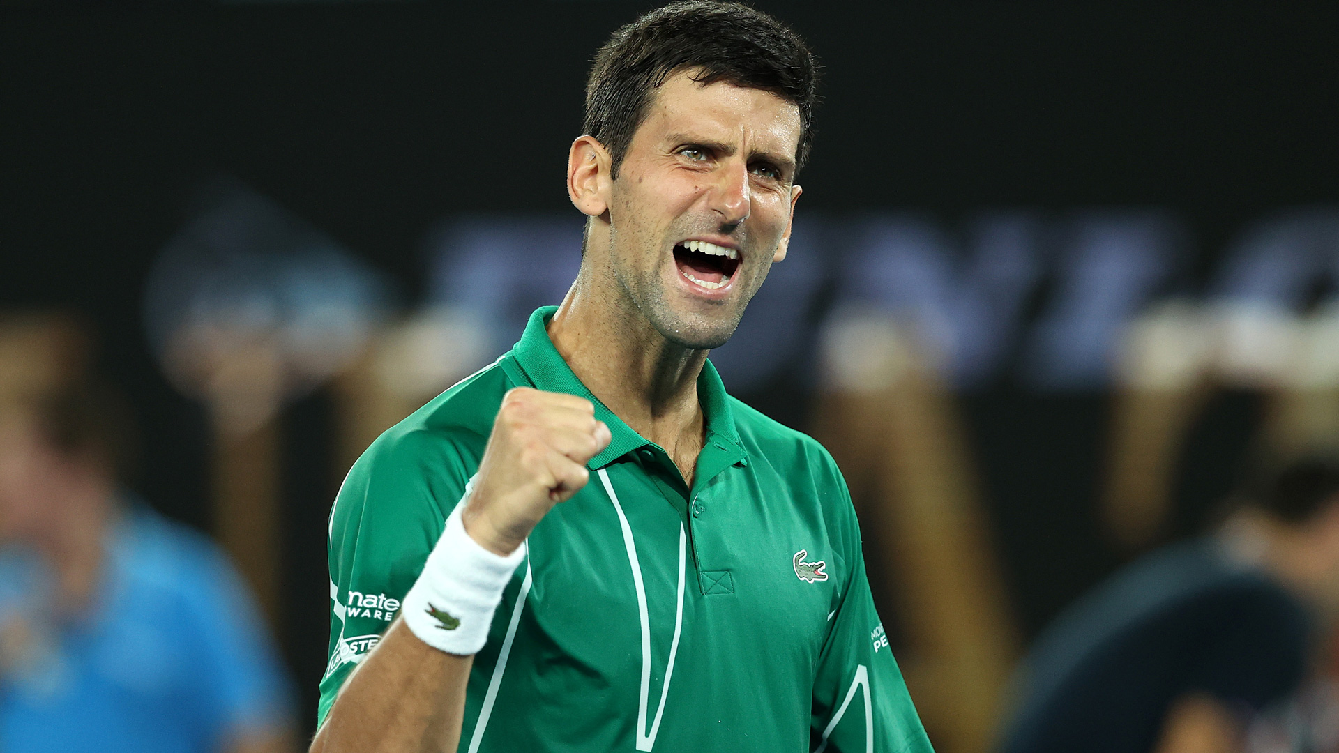 Australian Open 2020: Djokovic happy with form ahead of eighth final in Melbourne