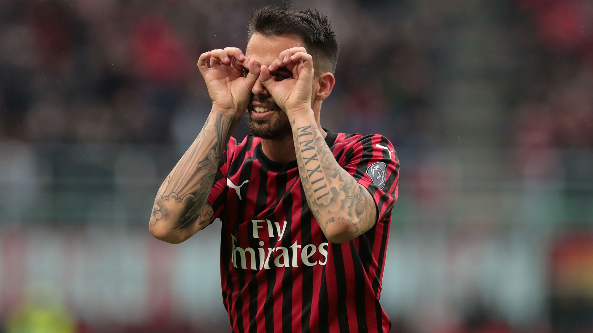 Suso leaves Milan for Sevilla
