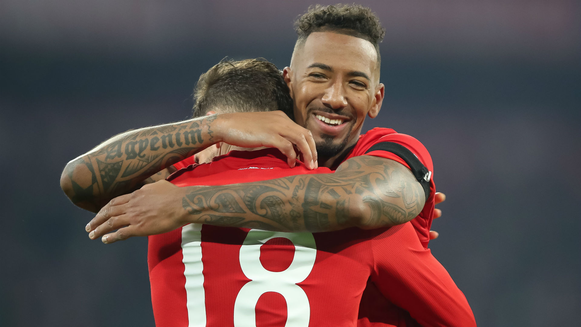 Goretzka and Boateng bust-up is in the past, insists Bayern boss Flick