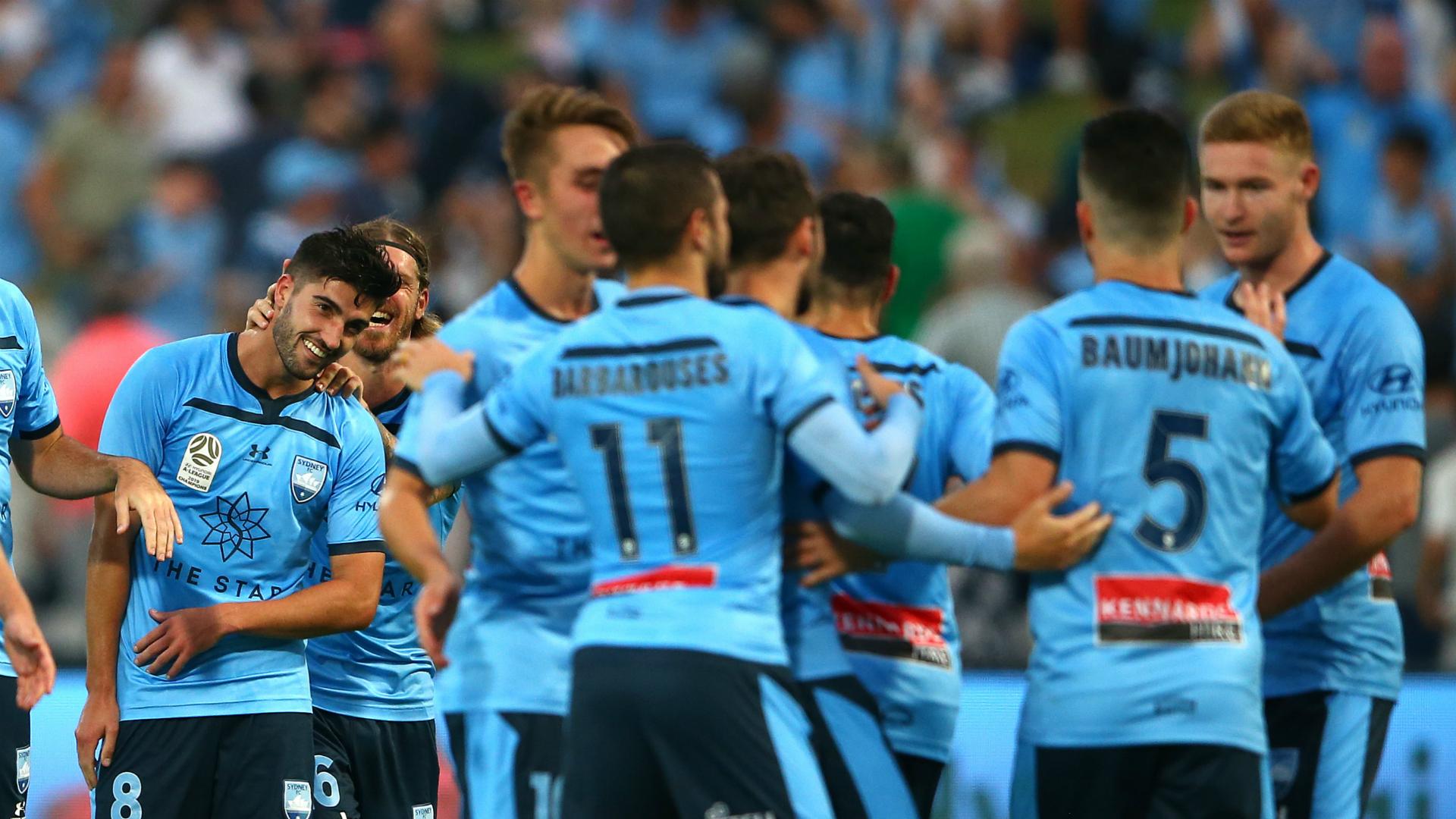 A-League Review: Retre scores twice as Sydney FC open up nine-point lead