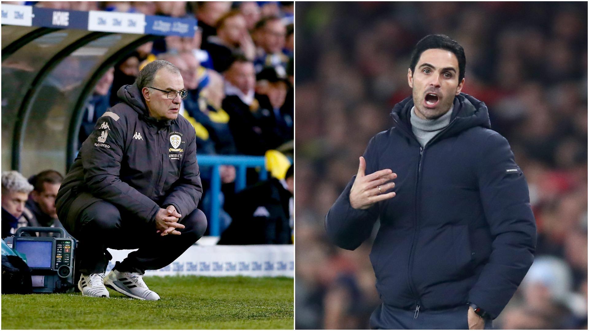 Bielsa talks up Arsenal boss Arteta ahead of FA Cup clash