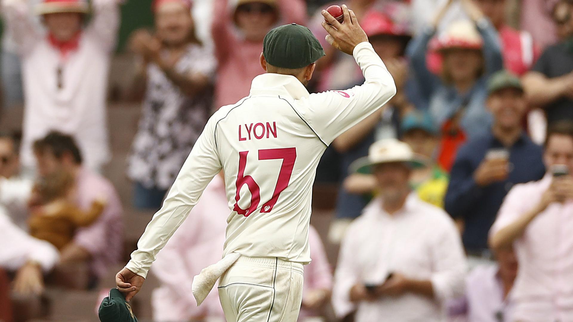 Lyon bags five-for as dominant Australia roll Black Caps
