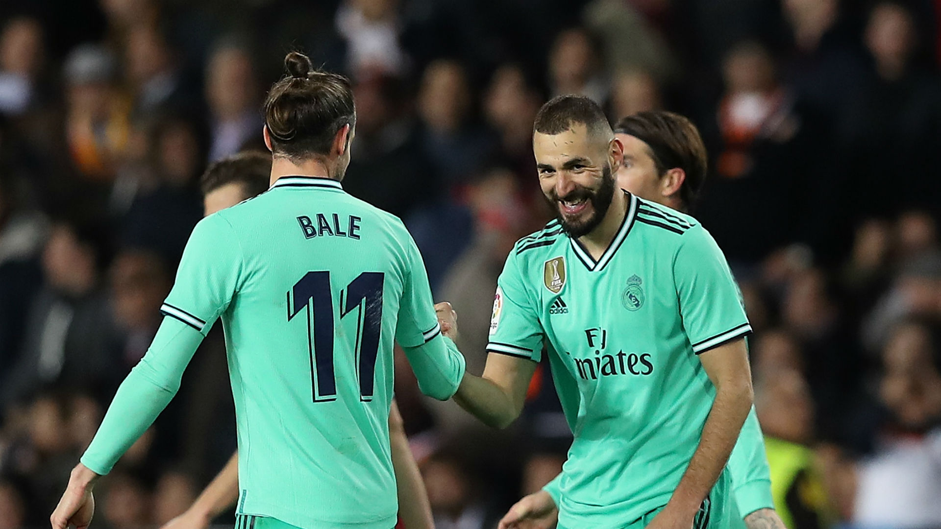 Real Madrid duo Benzema and Bale set to miss Supercopa de Espana