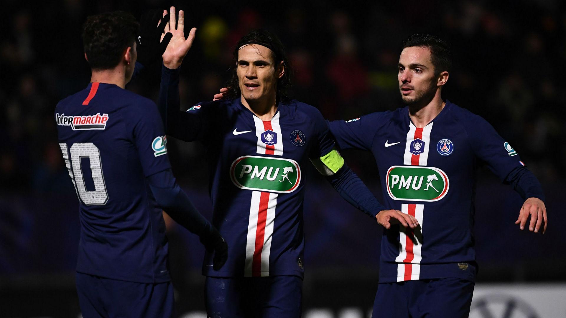 Tuchel applauds PSG's professionalism in easy win