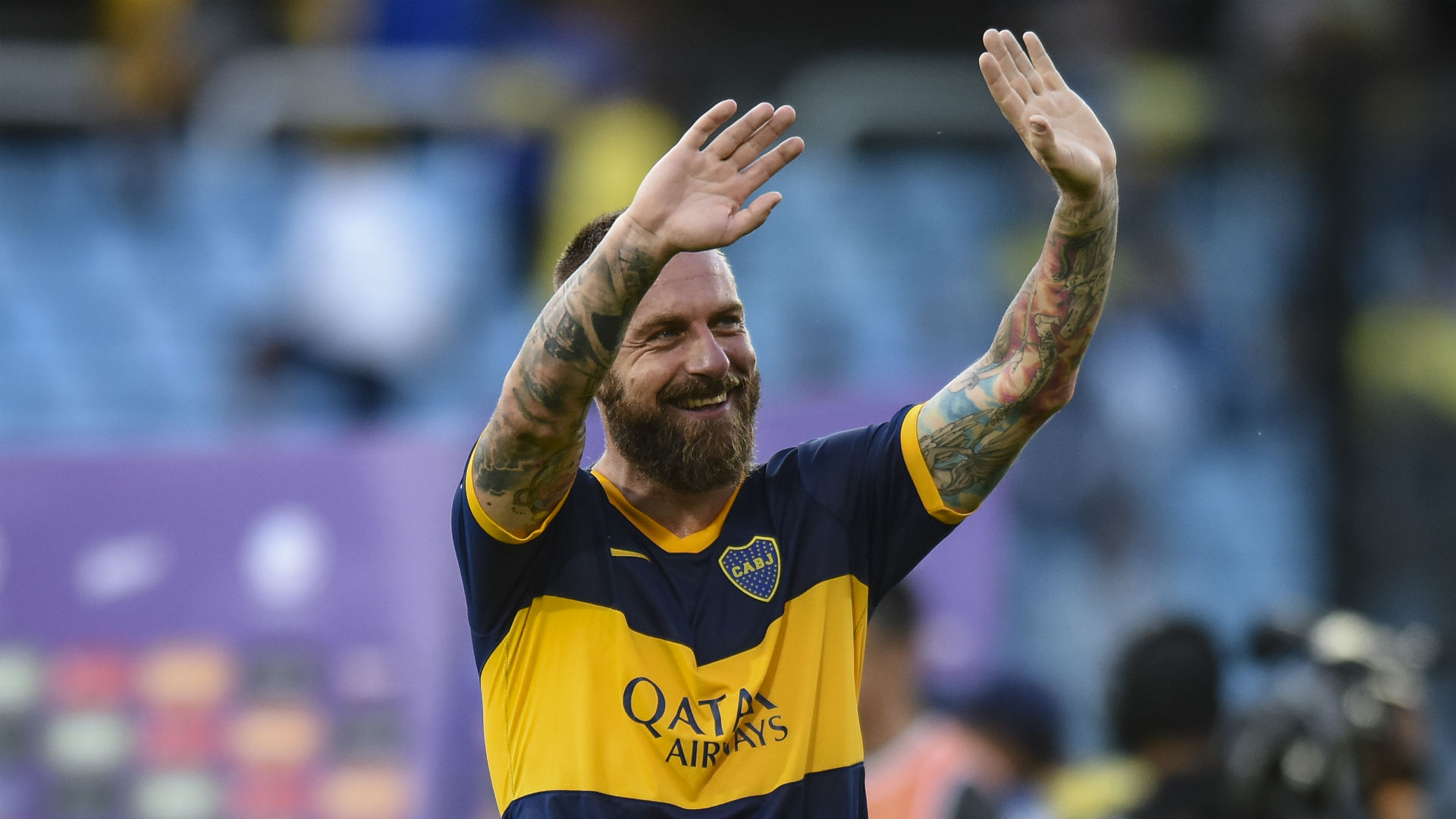 De Rossi leaves Boca and retires from football