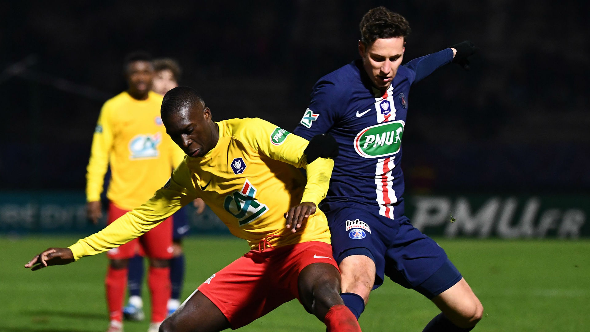 PSG face trip to Lorient in Coupe de France