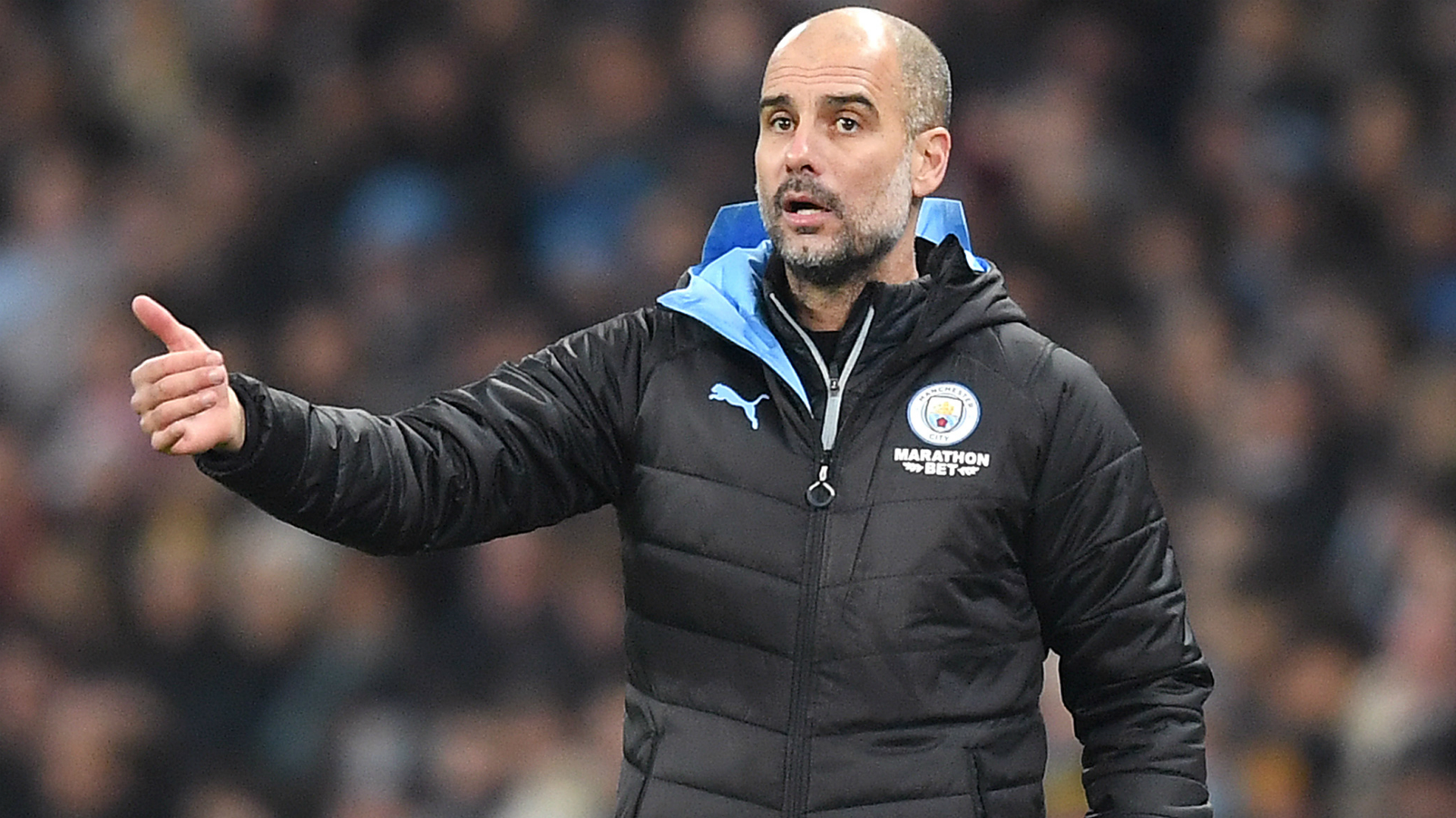 Guardiola: Man City were incredible – but the tie is not over