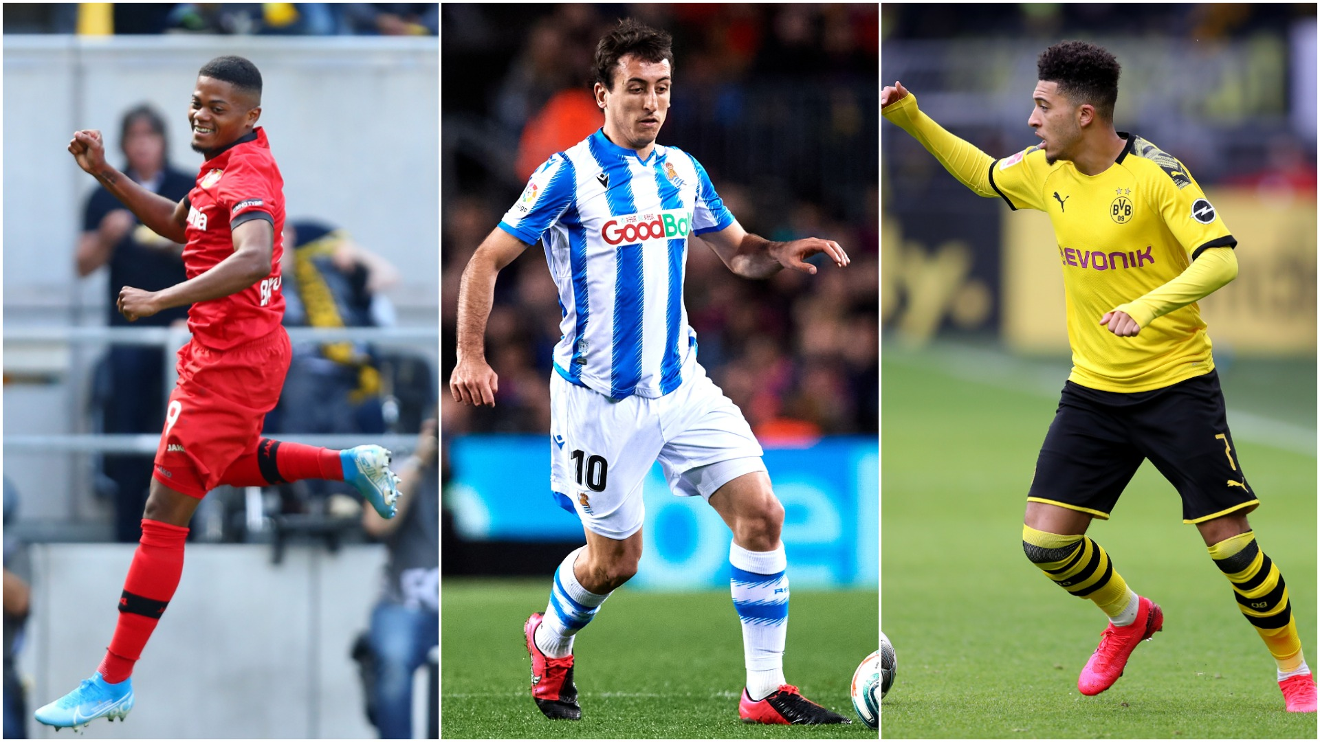 Sane leaving Man City: Bailey? Sancho? Traore? Who might Guardiola bring in?