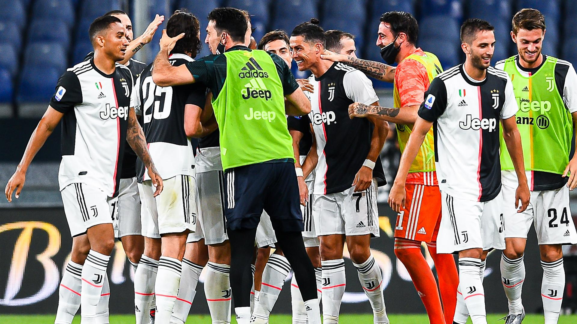 Sarri: Juventus won thanks to phenomenal skills from Ronaldo, Dybala and Costa