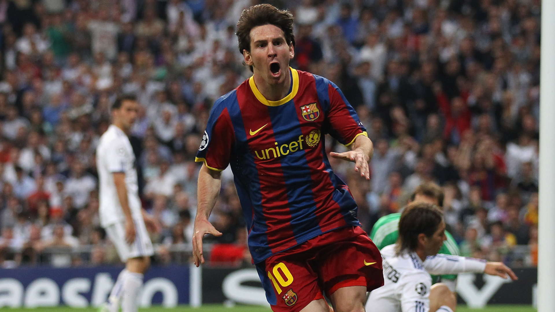 Messi 700: The Barcelona and Argentina great's 10 best goals