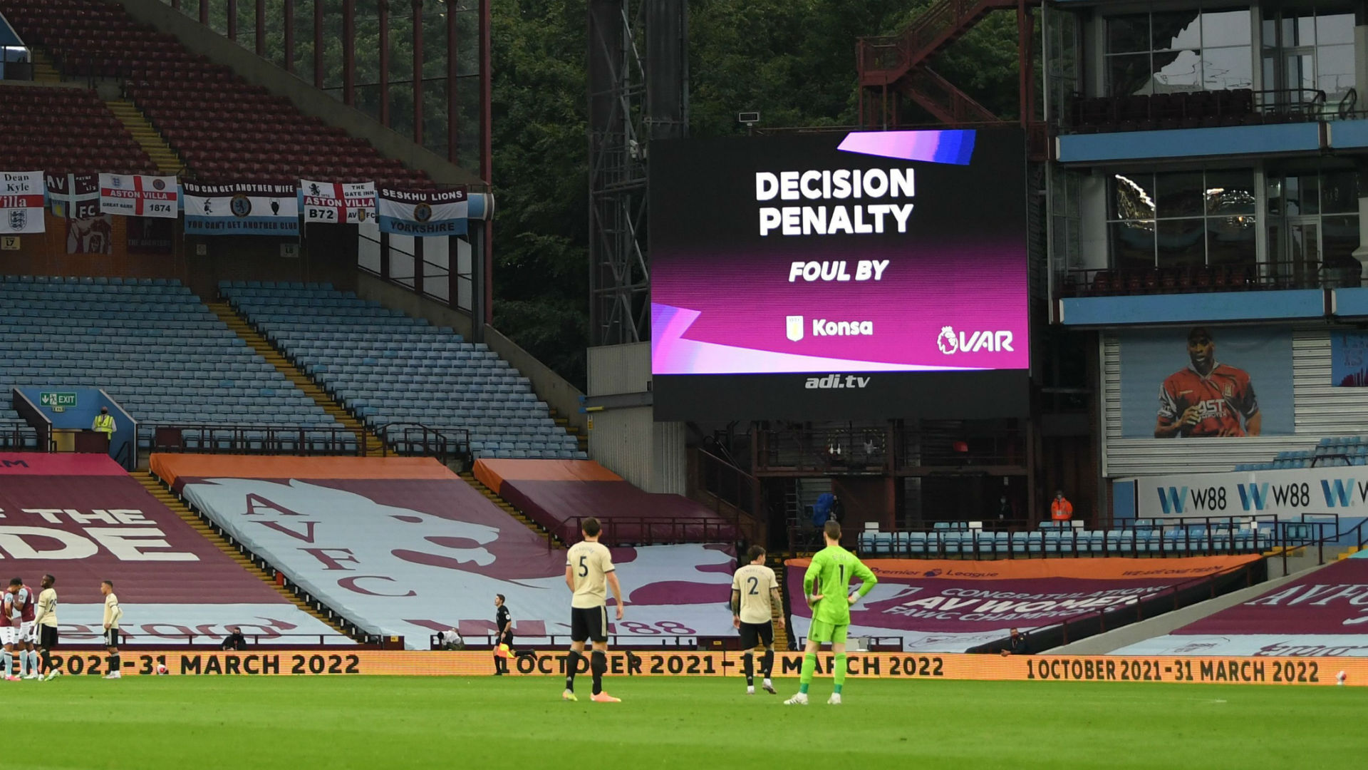 VAR officials 'frightened to death' to overrule referees - Neville