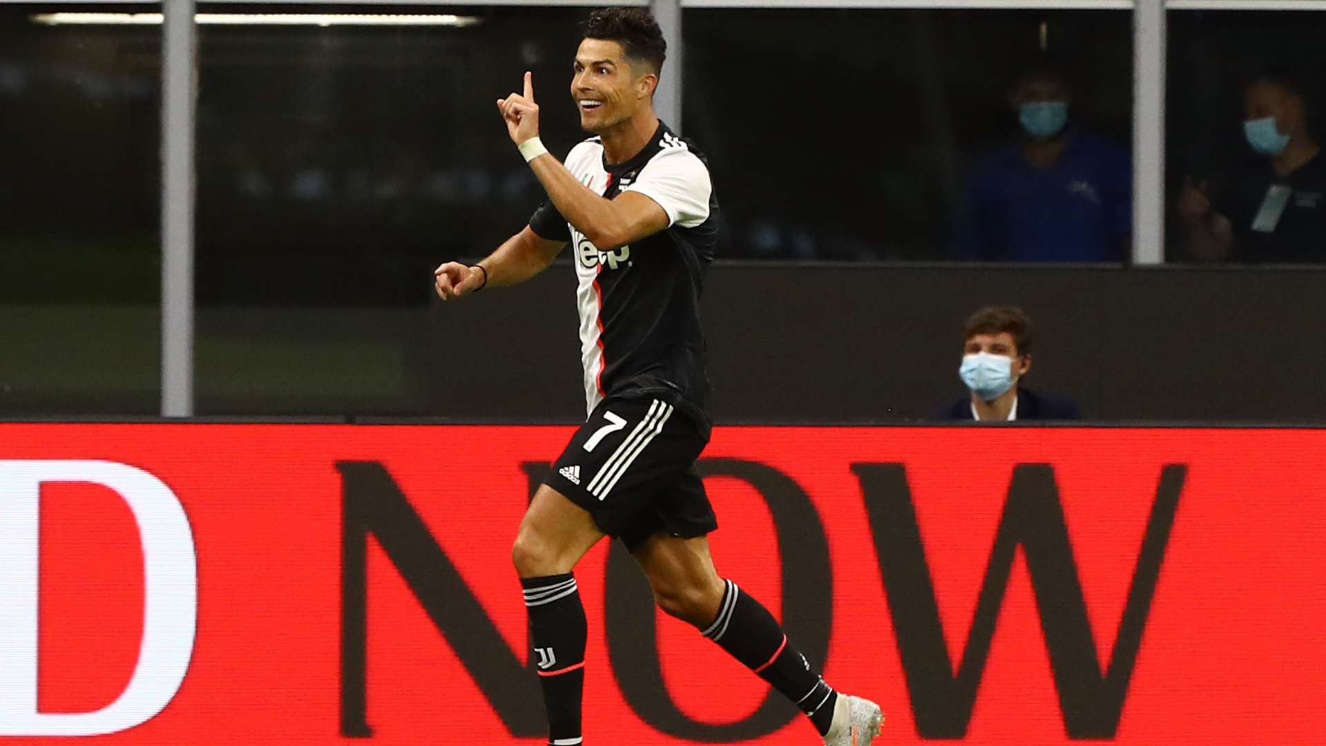 Juventus 2-2 Atalanta: Ronaldo on the spot to spare Serie A leaders
