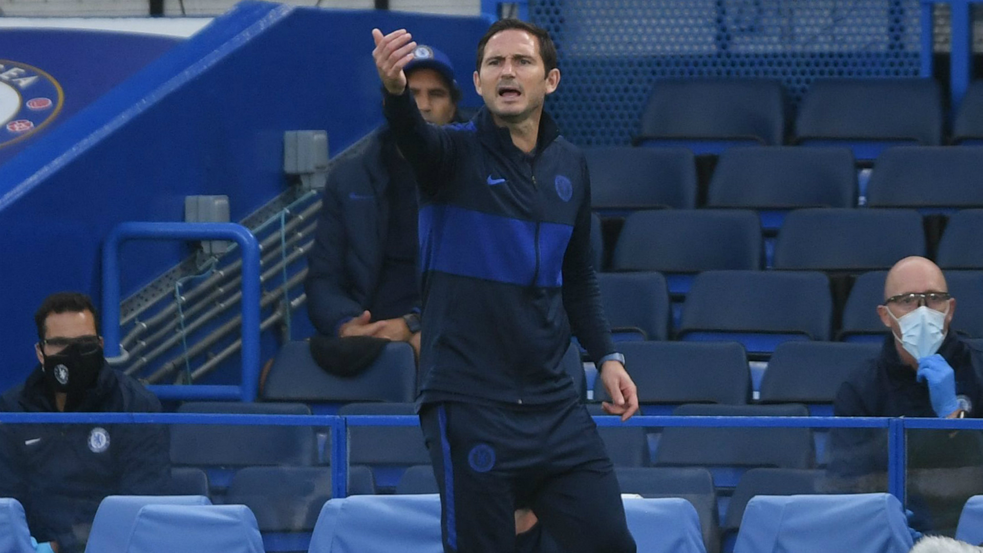 'Sometimes experience is overrated' - Lampard puts faith in Chelsea youngsters