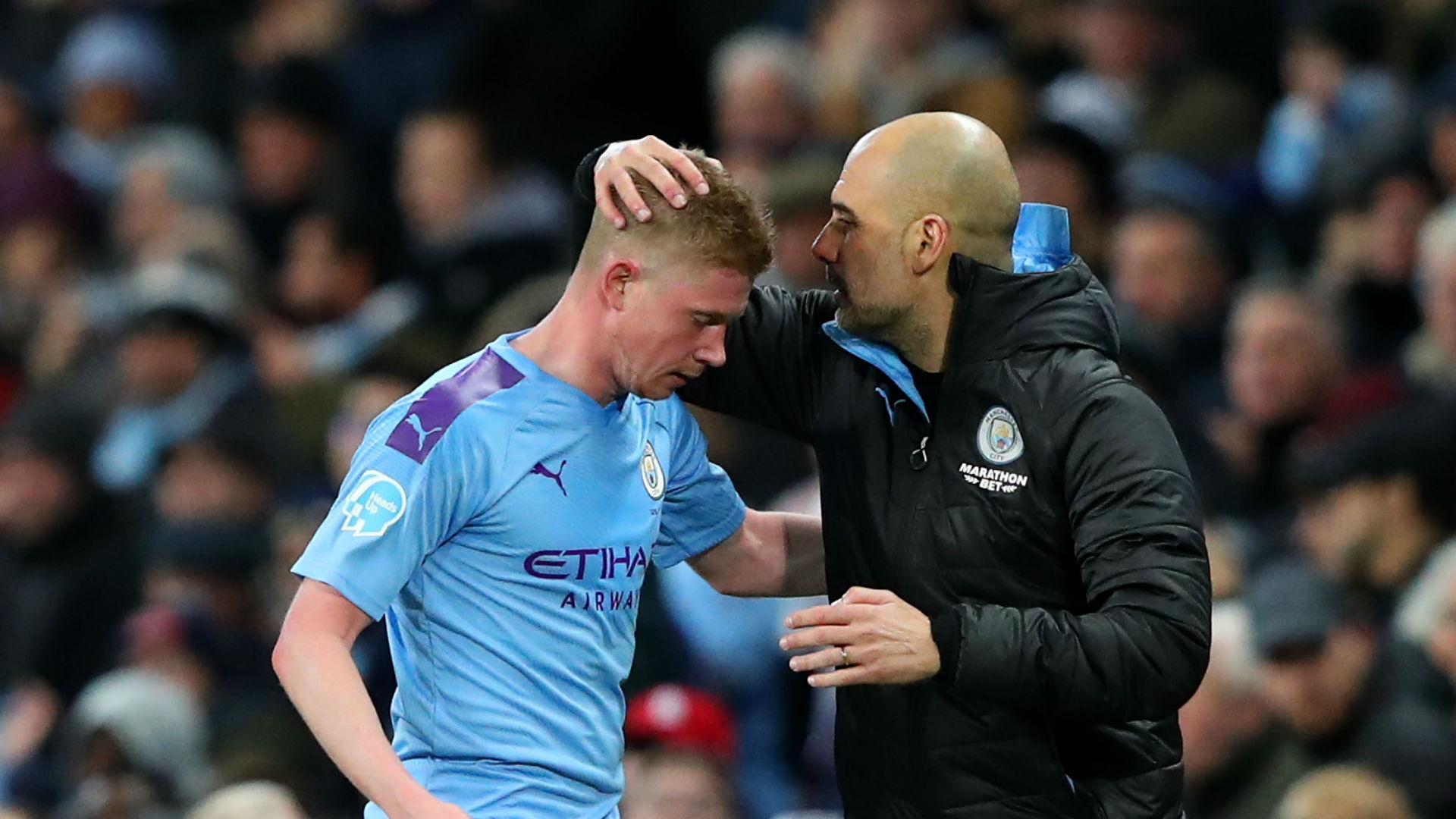 I would have stayed in League Two - Guardiola discusses Man City future