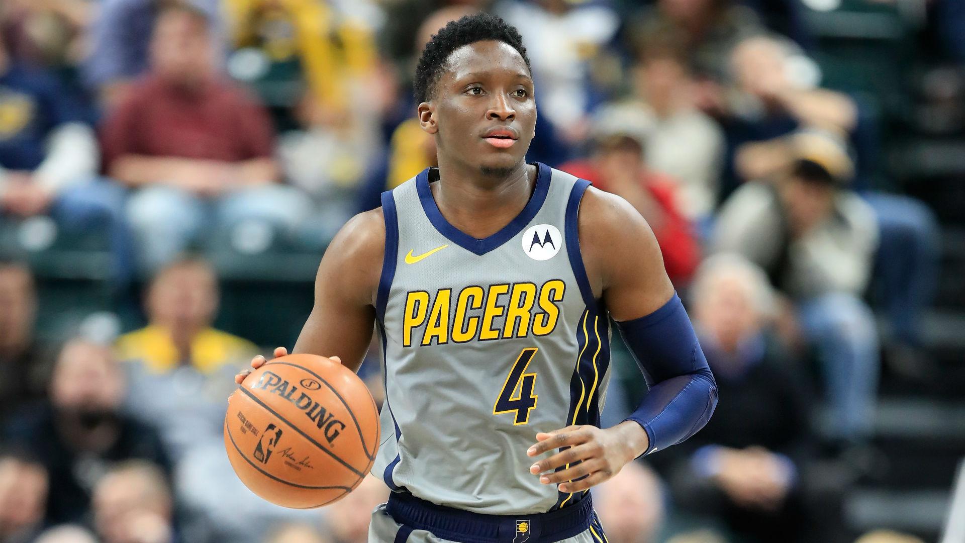 Pacers star Oladipo considering NBA restart U-turn