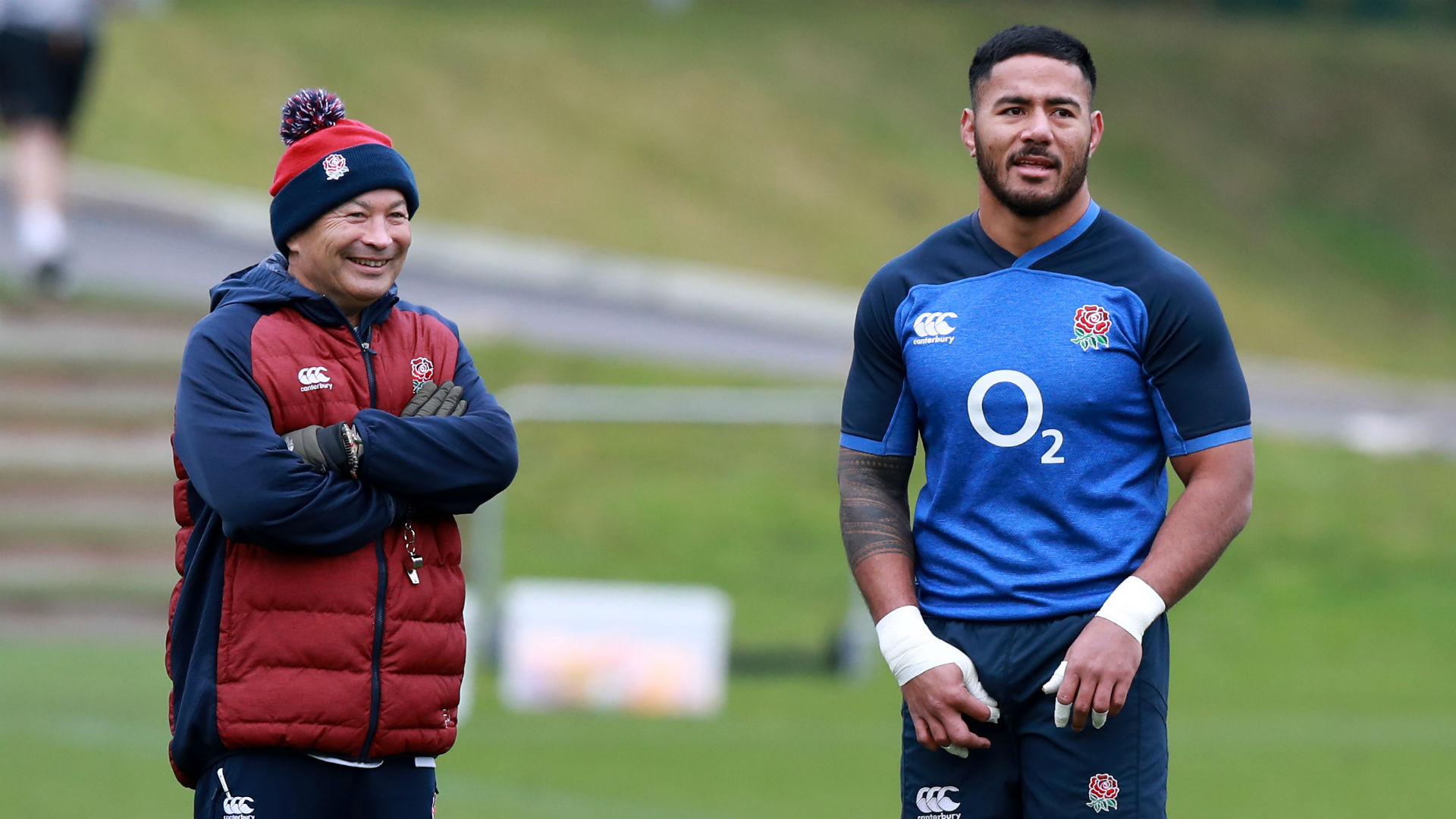 Jones delighted with Tuilagi decision and happy for Farrell to play in Championship