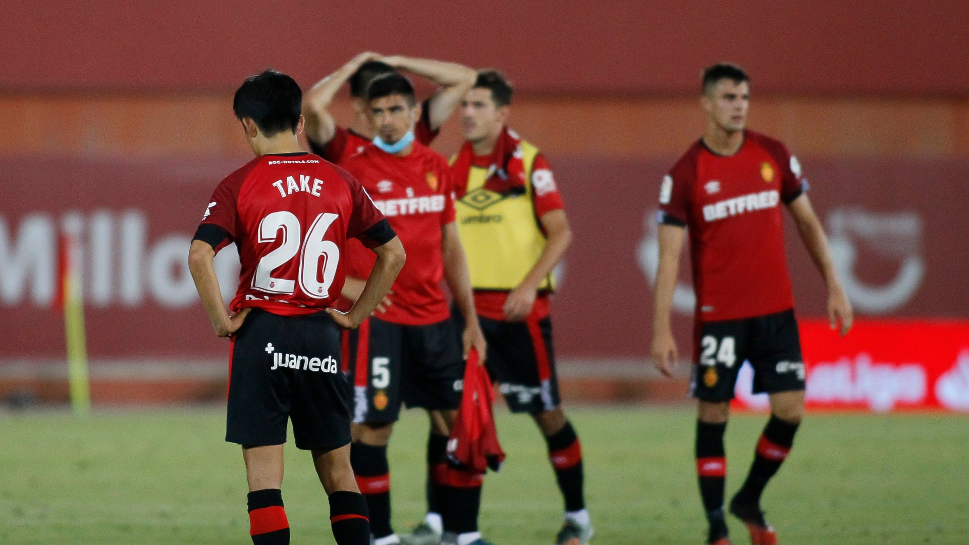 Real Mallorca relegated from LaLiga, Leganes take it to the wire