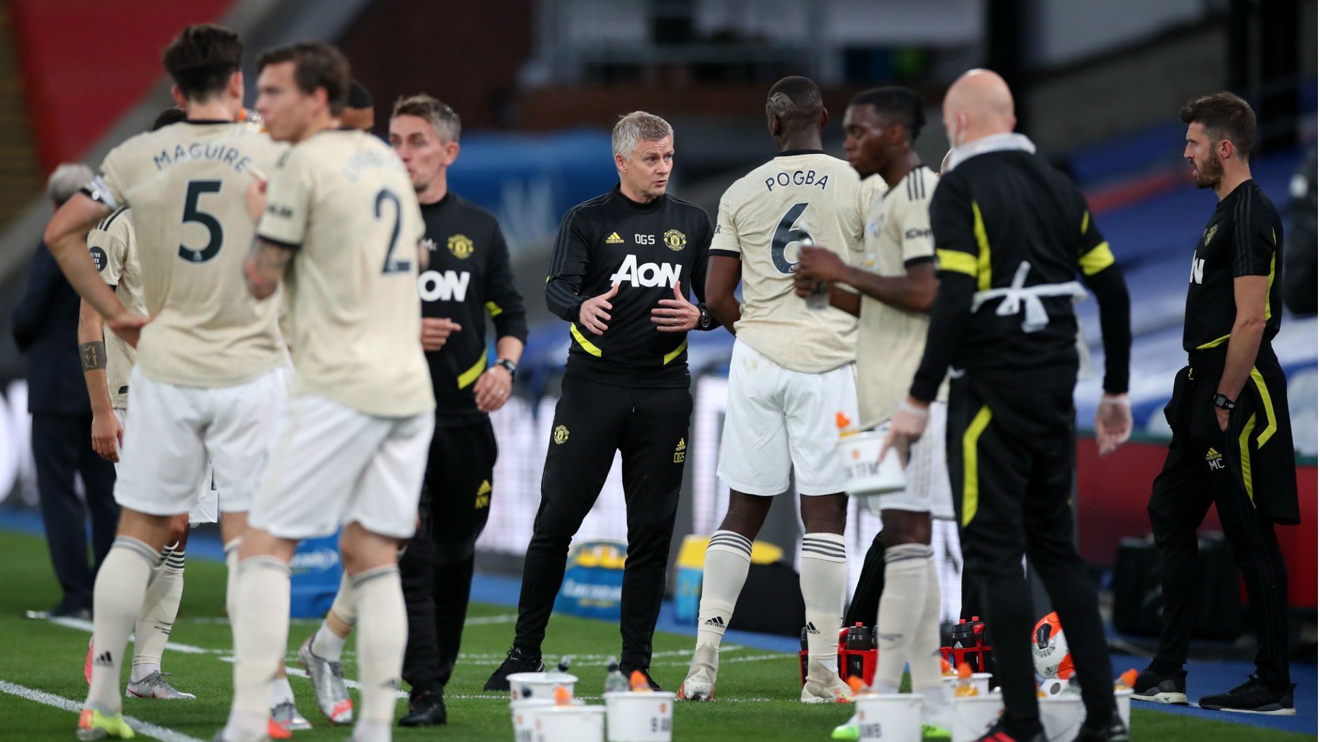 Man Utd must show their personality in Champions League race – Solskjaer