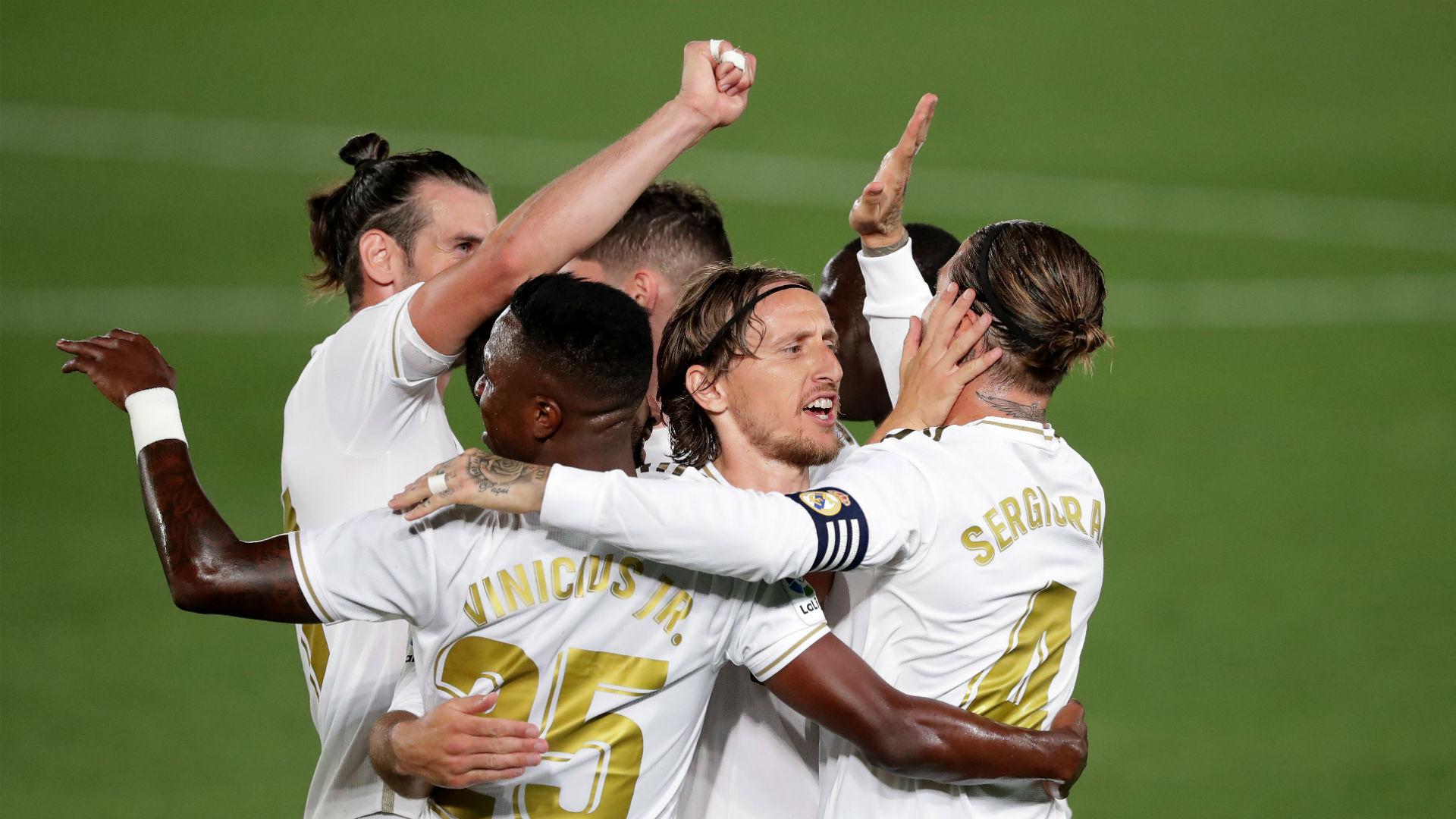 Real Madrid win LaLiga: The Opta stats behind Los Blancos' success