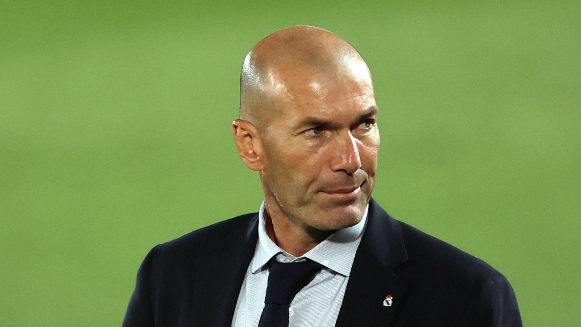 Will I still be at Madrid next season? No one knows the future, says Zidane