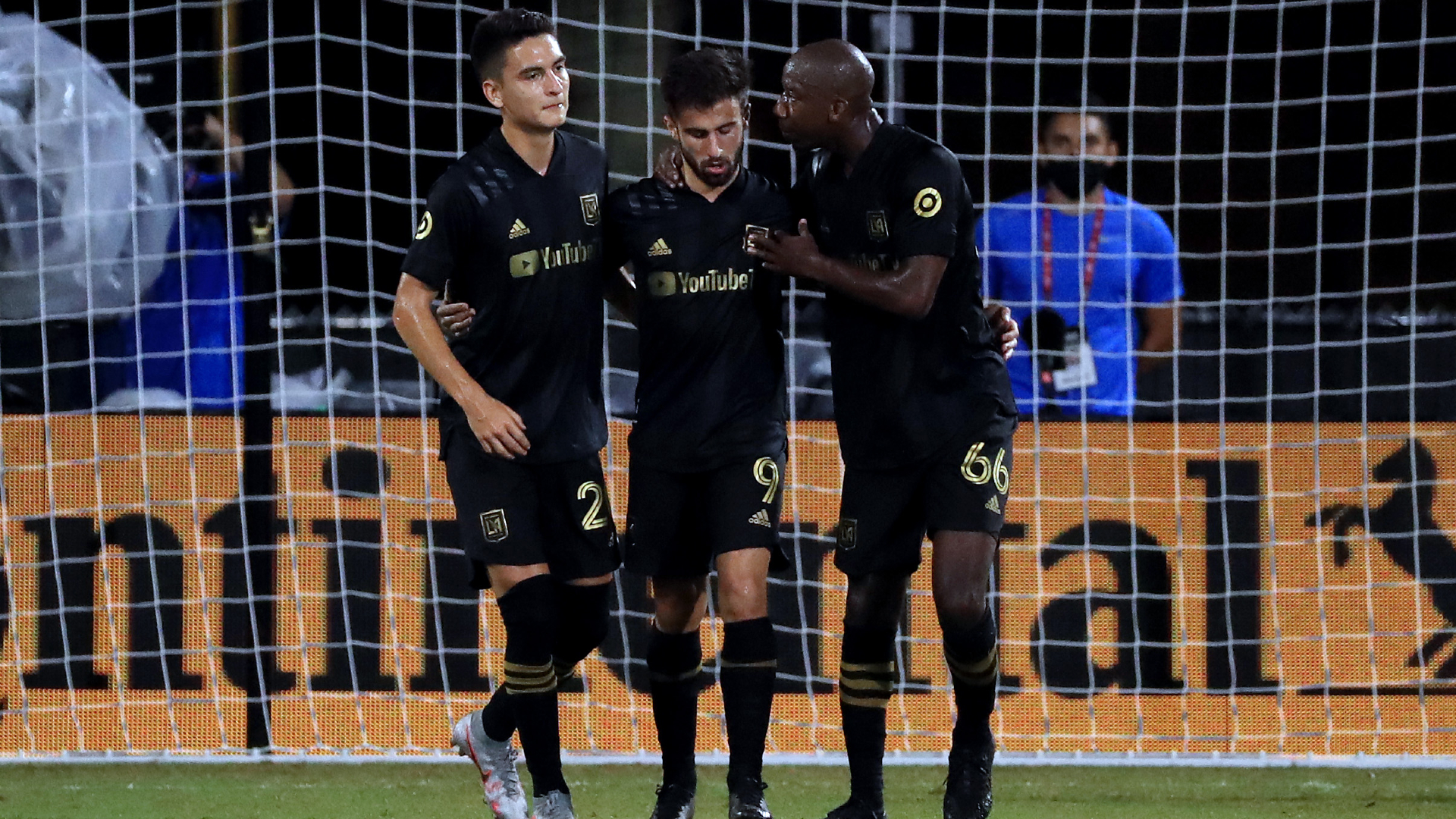 MLS is Back Tournament: Rossi nets four as Los Angeles FC crush Galaxy