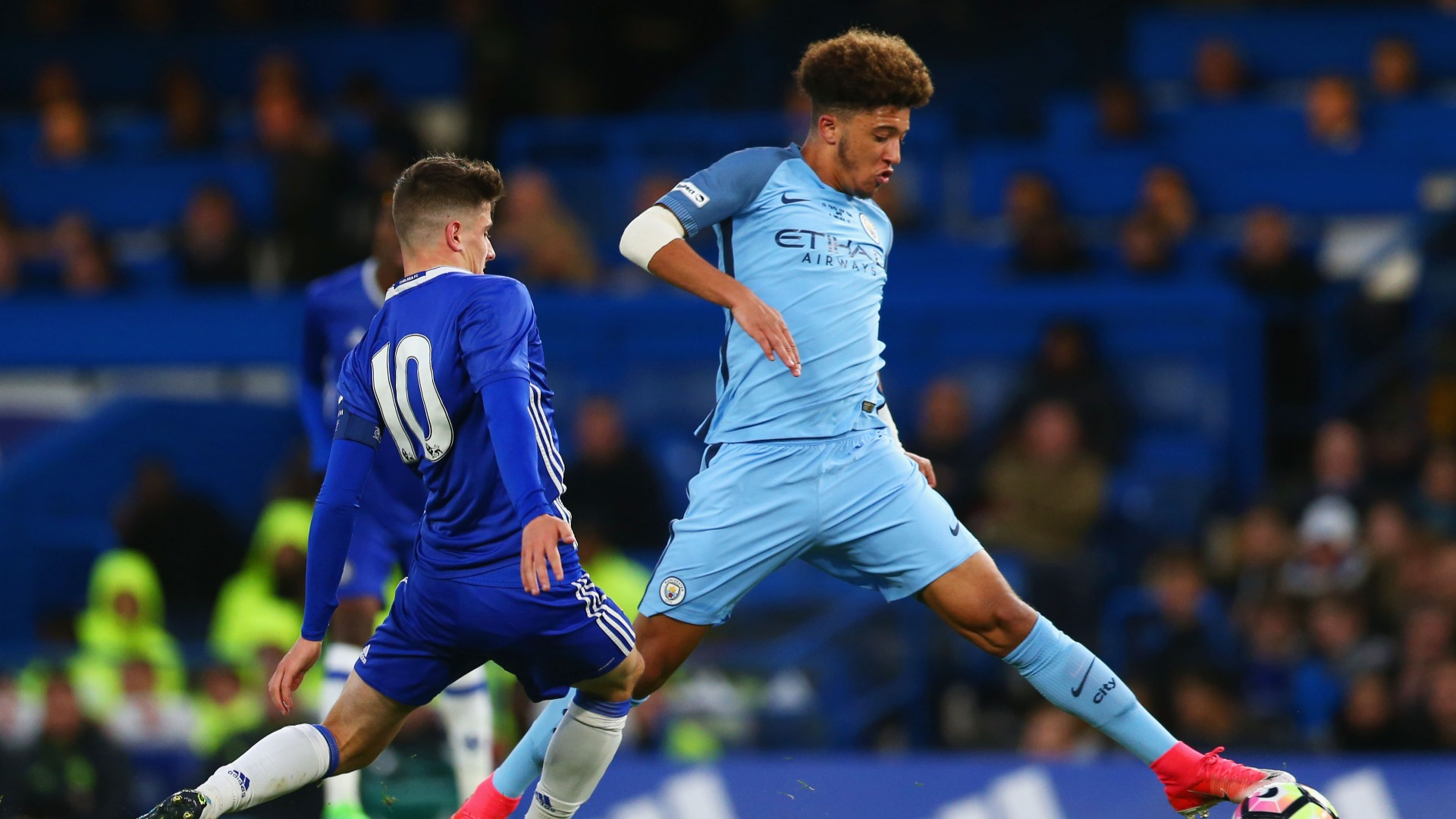Sancho didn't want to be here - Guardiola rules out re-signing winger