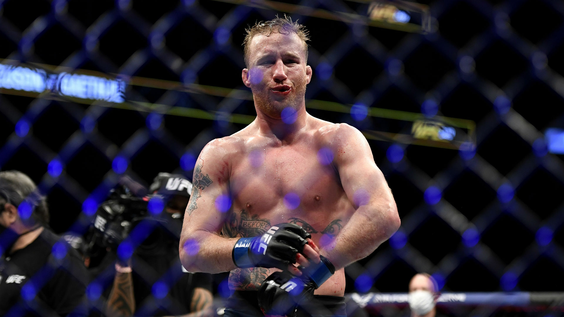 Gaethje can beat Khabib, and Poirier explains how