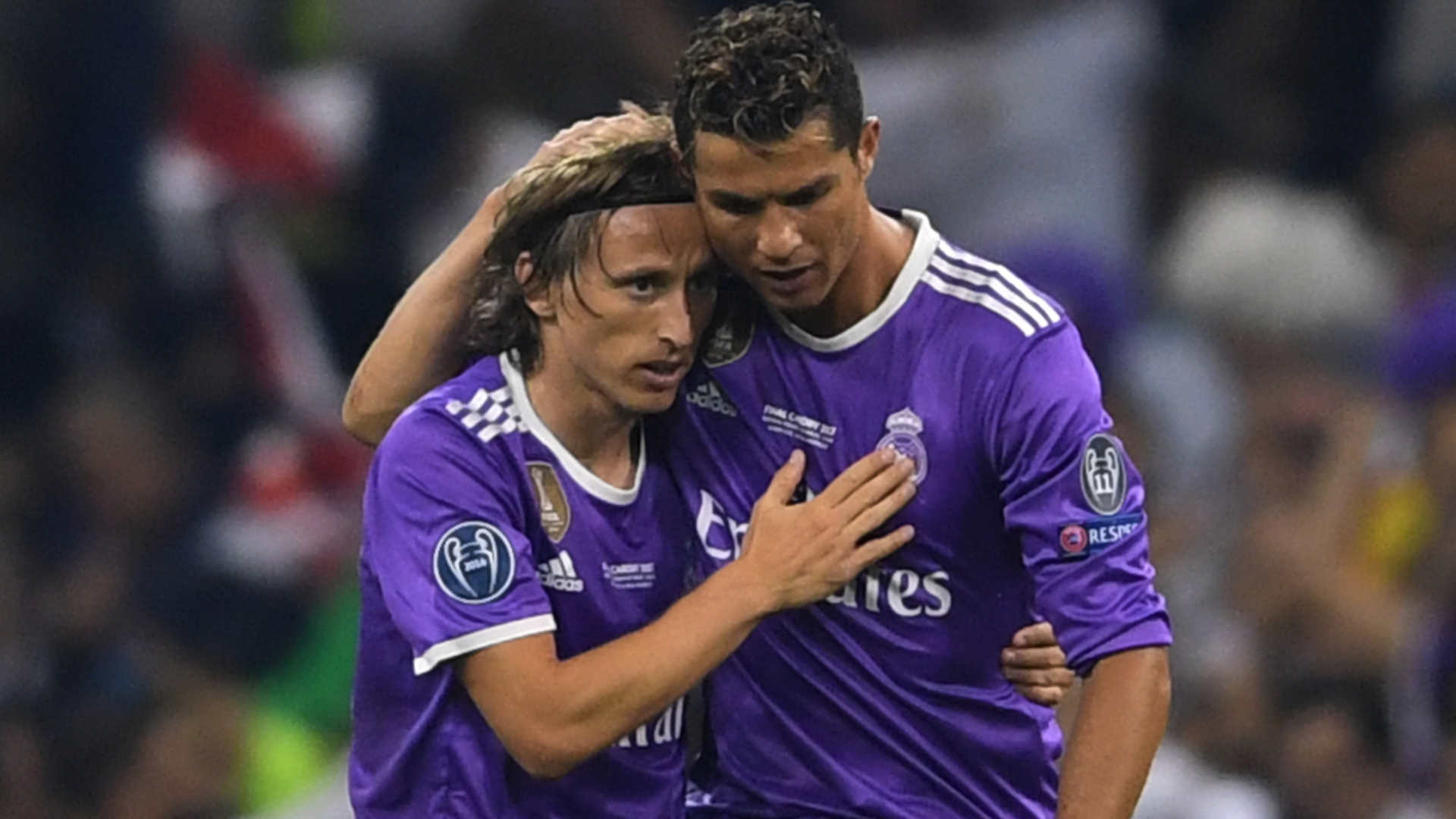 Real Madrid knew we'd win trophies without Ronaldo, says Modric