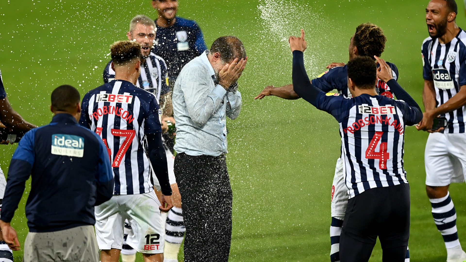 Championship: West Brom pip Brentford to promotion, Wigan relegated on dramatic final day