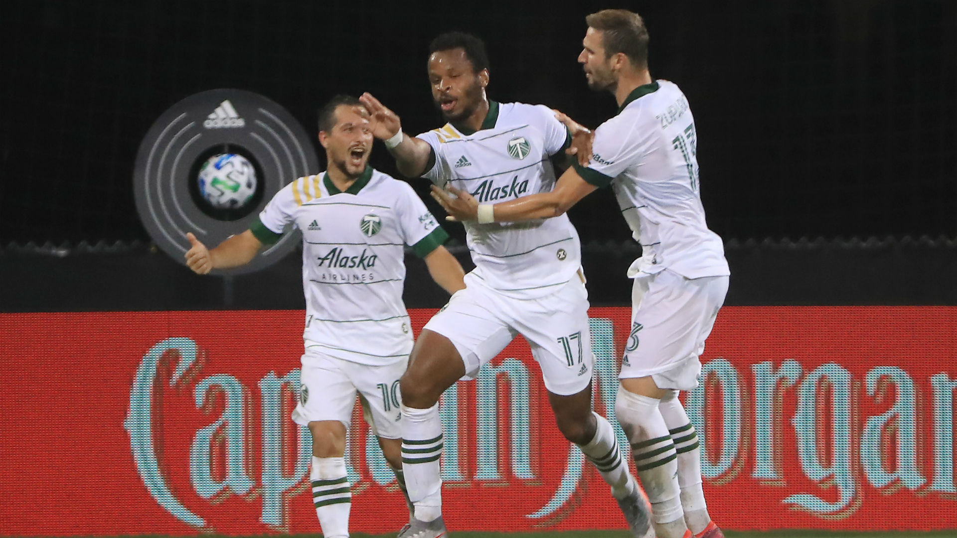 MLS is Back Tournament: Timbers win Group F, Dynamo and Galaxy eliminated after last-gasp draw