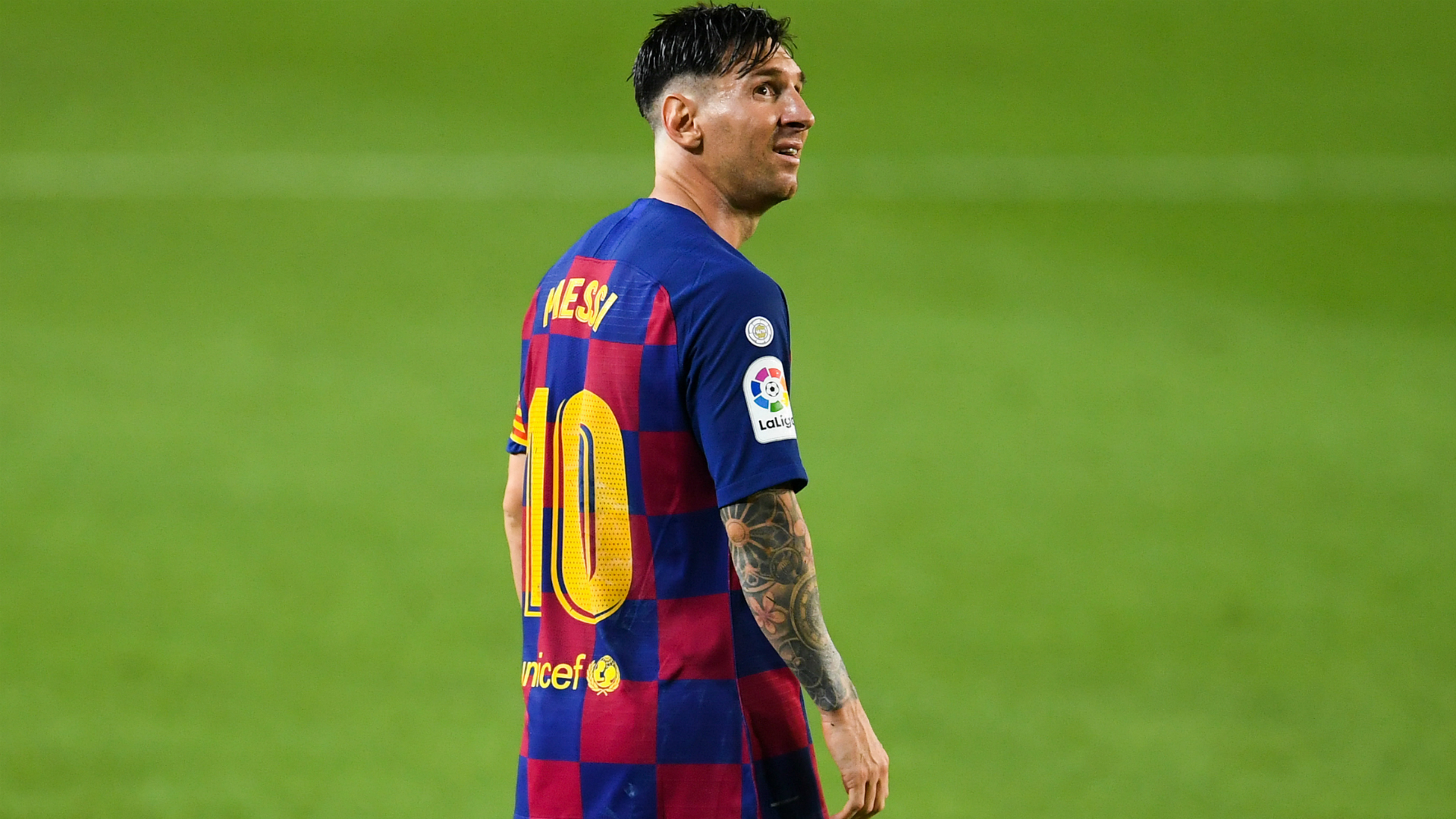Bartomeu expects Messi stay but casts doubt on Barca deals for Neymar and Martinez