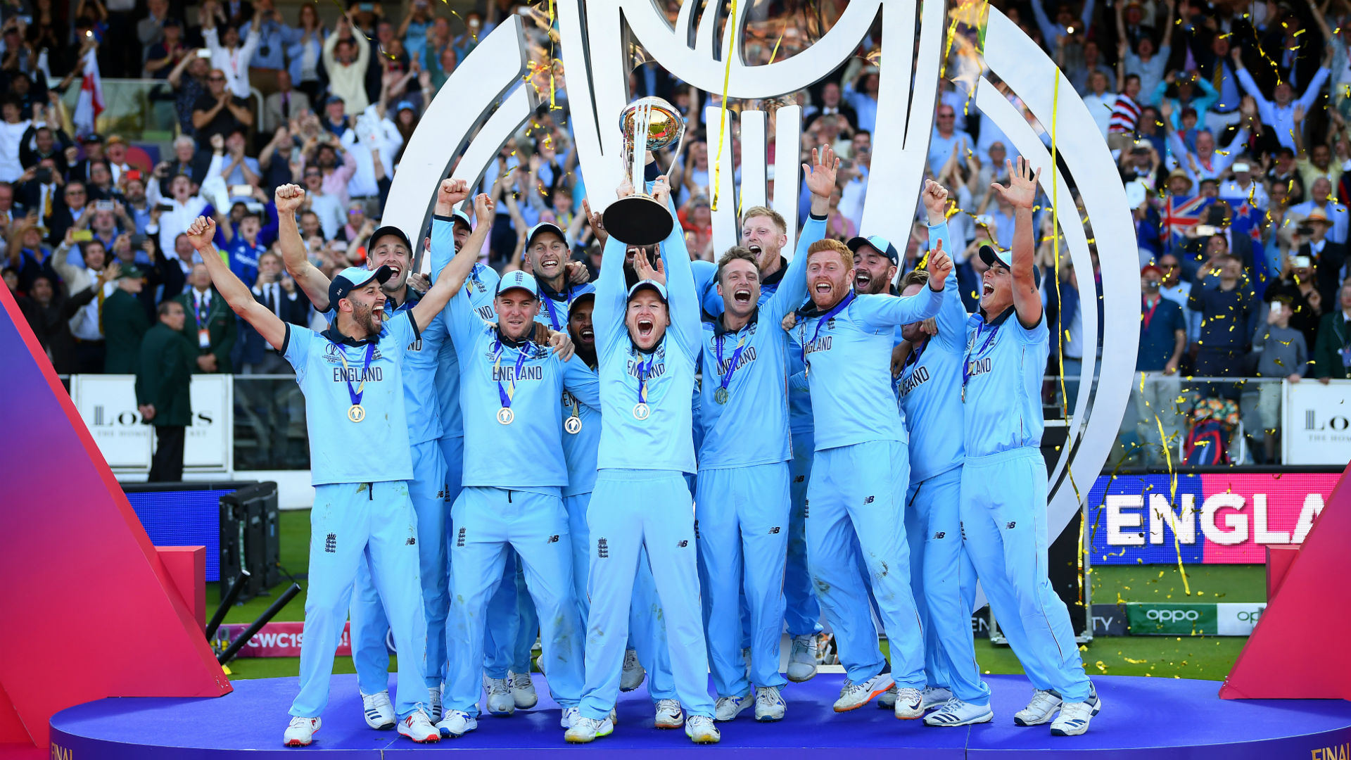 ICC announces World Cup Super League ahead of England-Ireland series