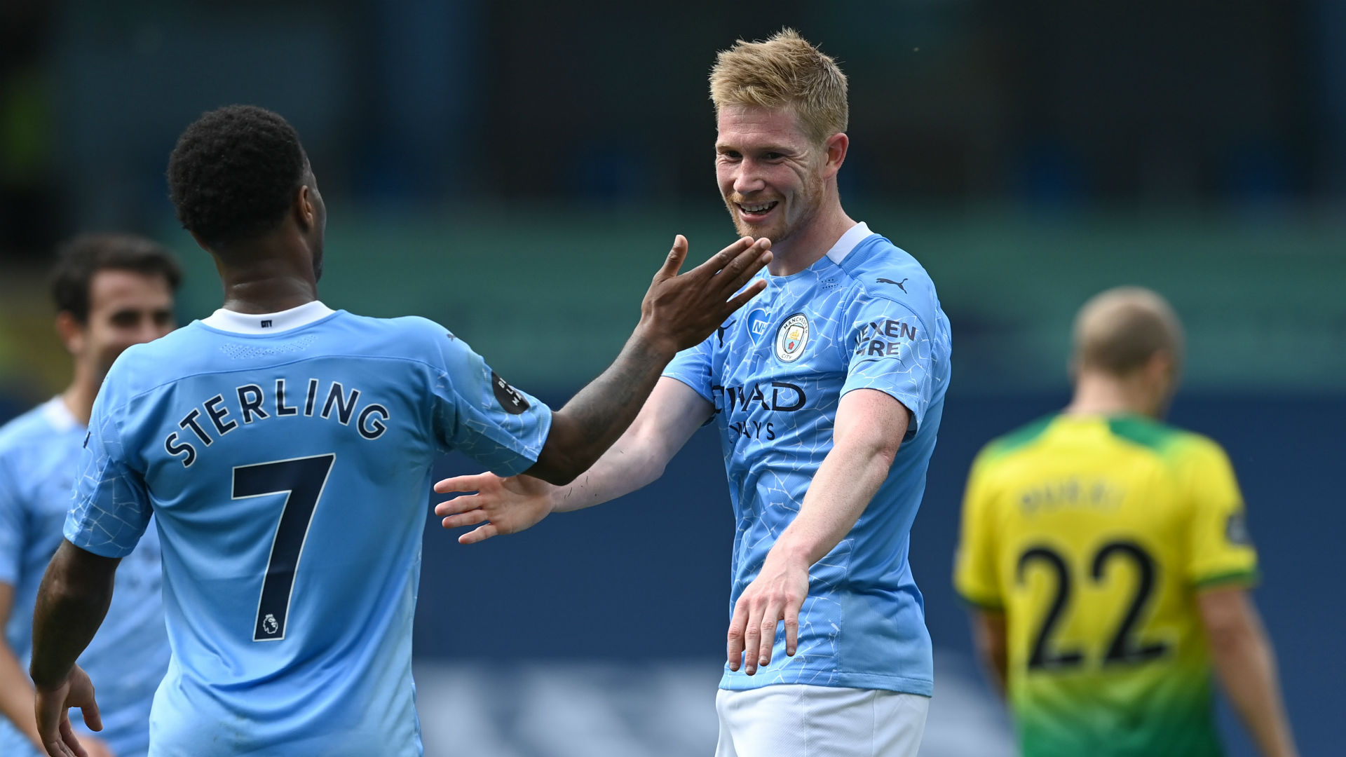 City need De Bruyne's goals as well as assists - Guardiola