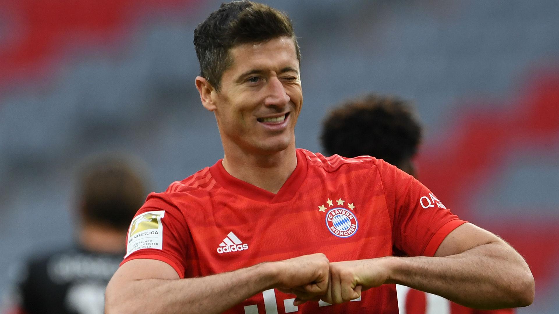 Cancelled Ballon d'Or 'not very fair' on Lewandowski, says Bayern chief