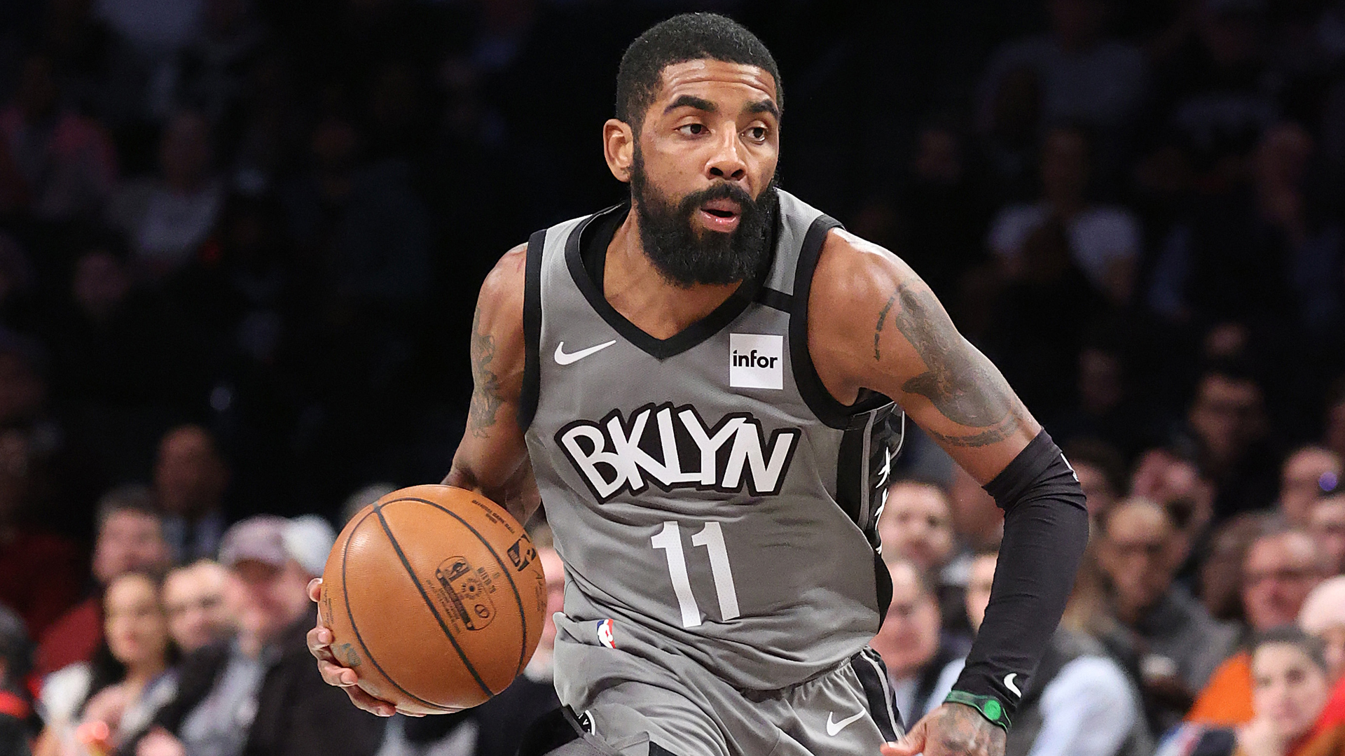 Kyrie Irving pledges $1.5m to support WNBA players opting out of 2020