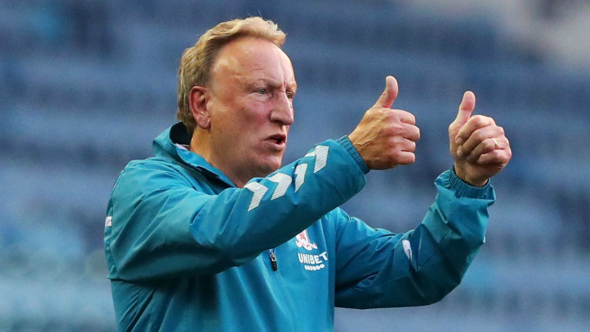 Warnock eyes Premier League future for Middlesbrough