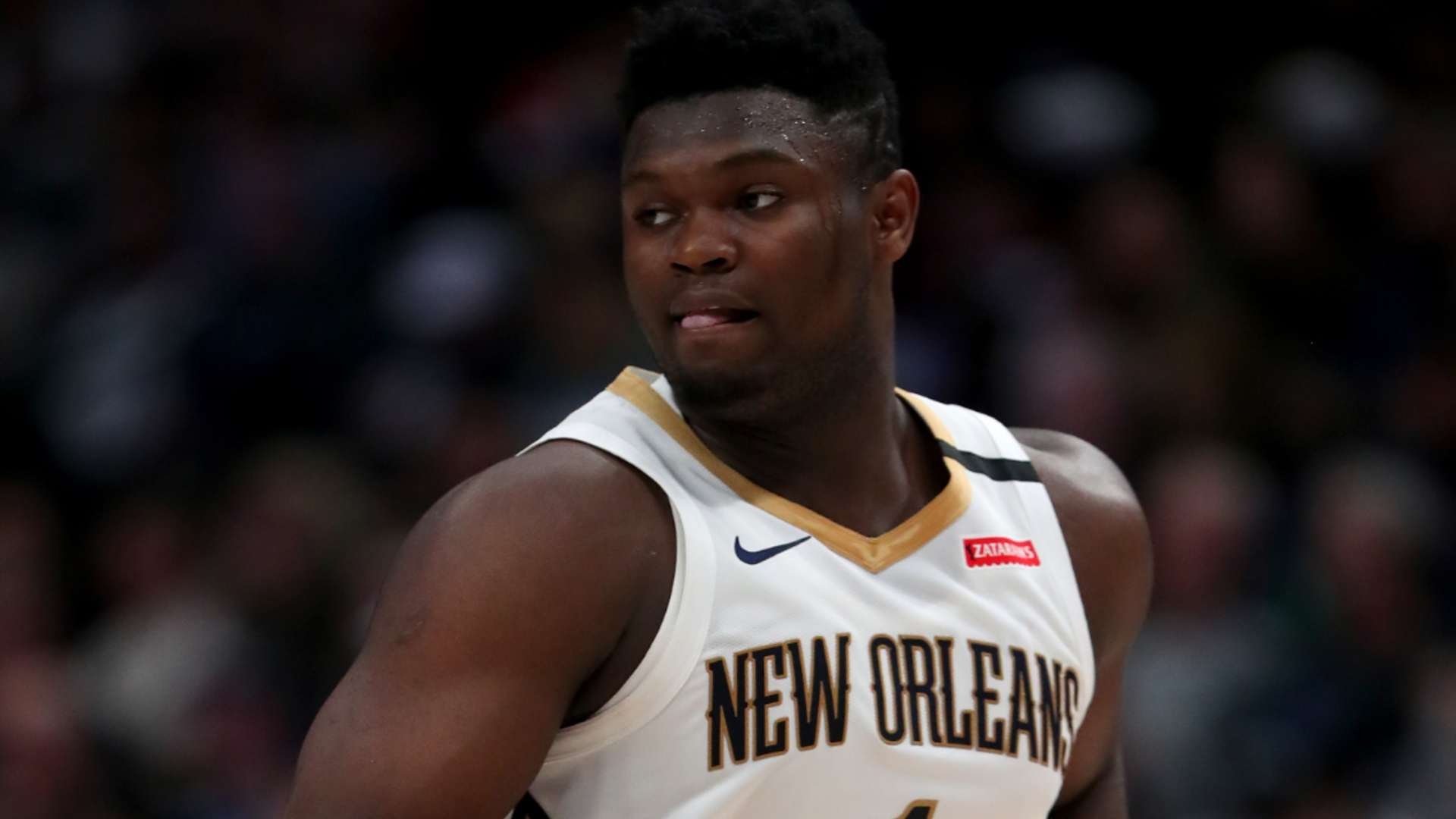 Zion Williamson facing battle to prove fitness for Pelicans opener