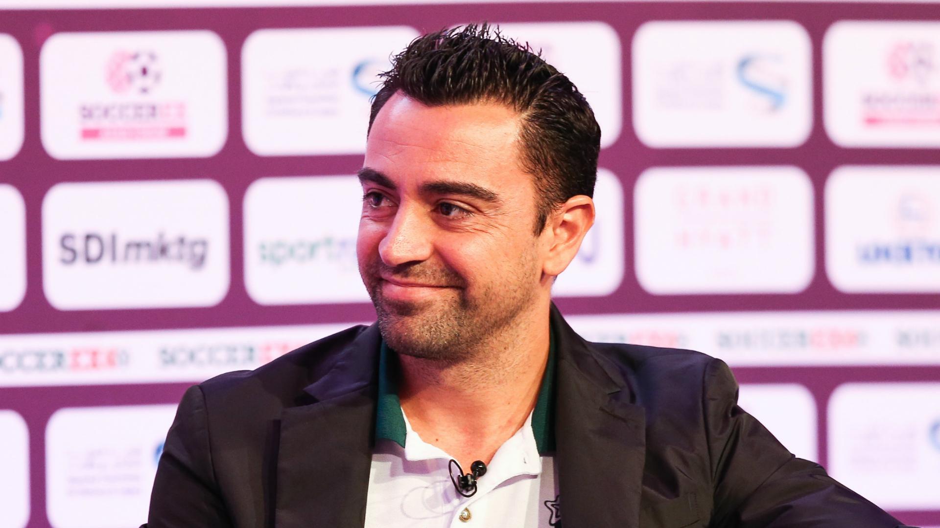 Former Barcelona star Xavi: I've recovered from coronavirus