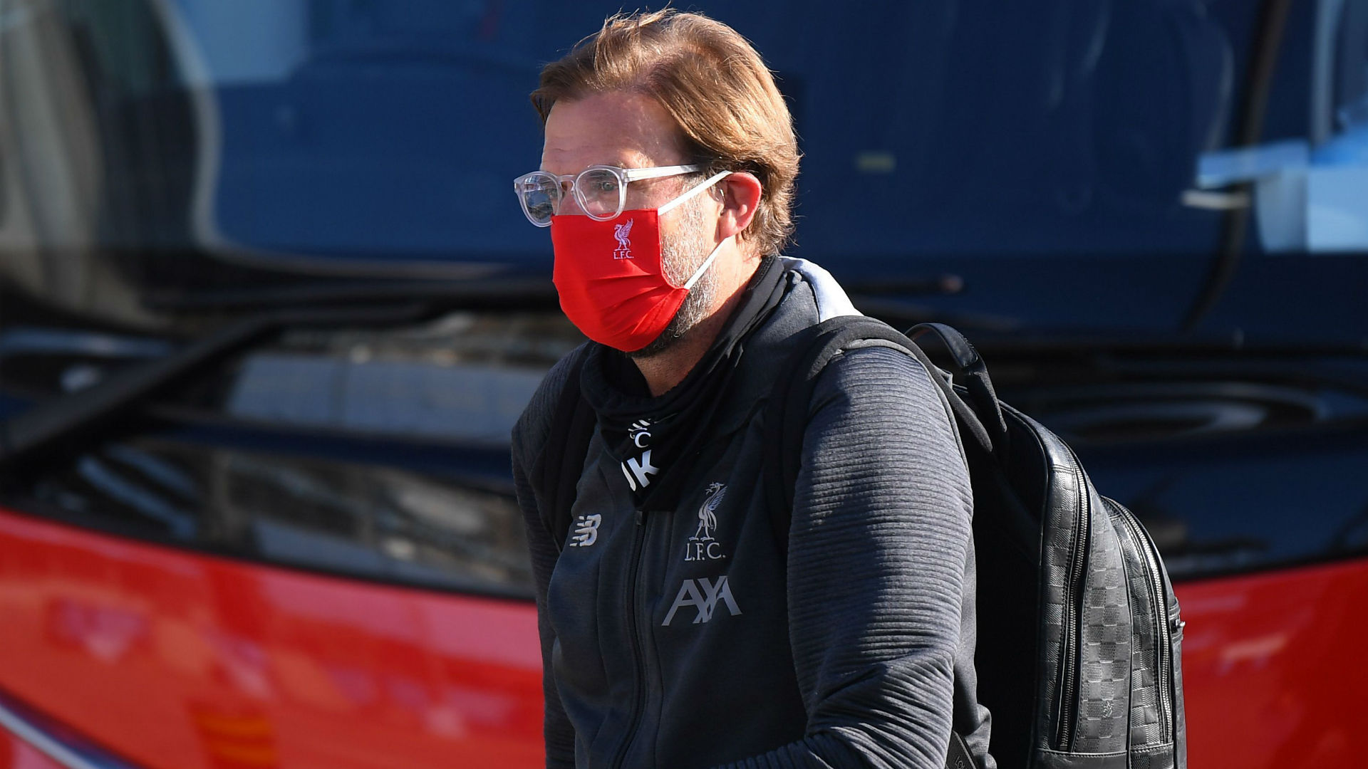 Klopp: All Liverpool players should get a medal for winning title