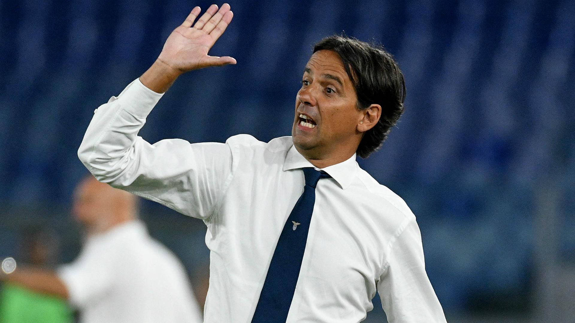 Lazio have no intention of 'letting go' in Scudetto quest despite Milan loss – Inzaghi