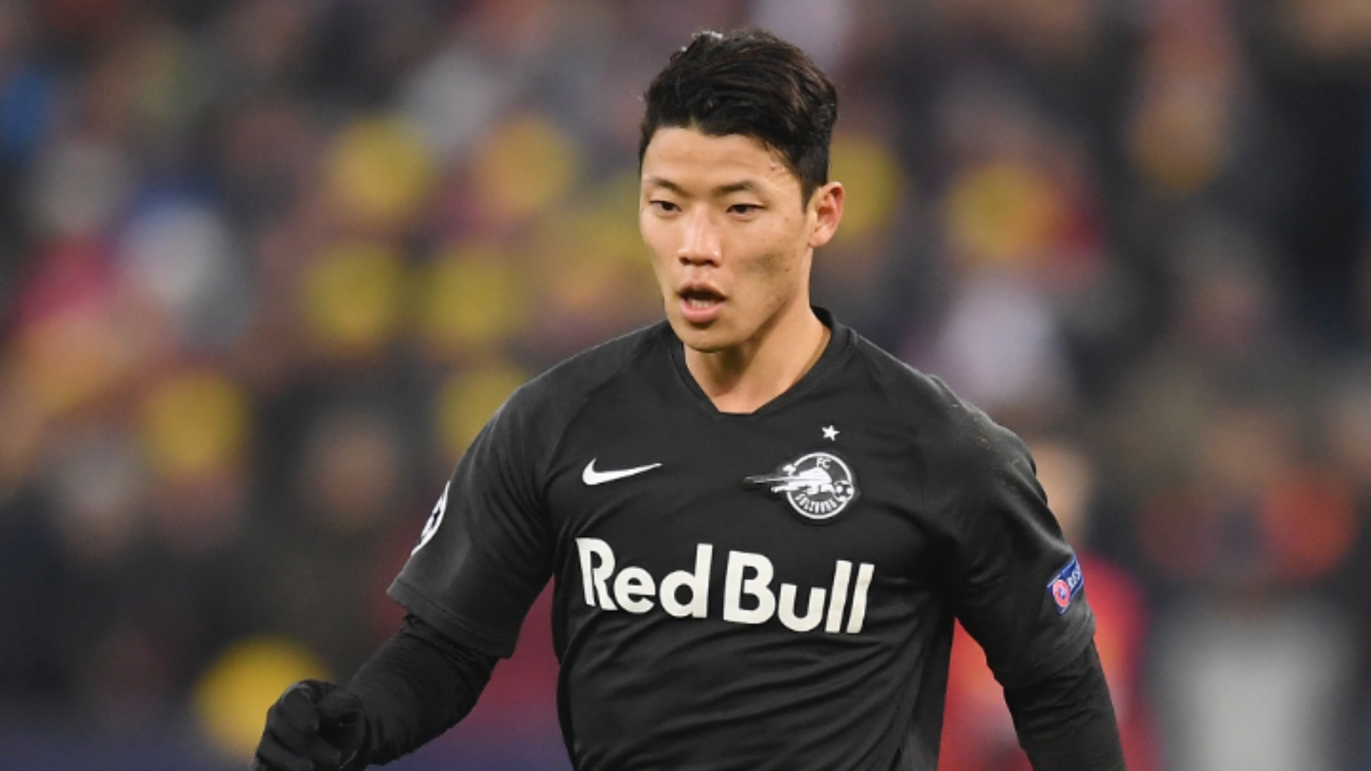 Hwang Takes Werner S Old Number As He Swaps Salzburg For Rb Leipzig Bundesliga News Stadium Astro