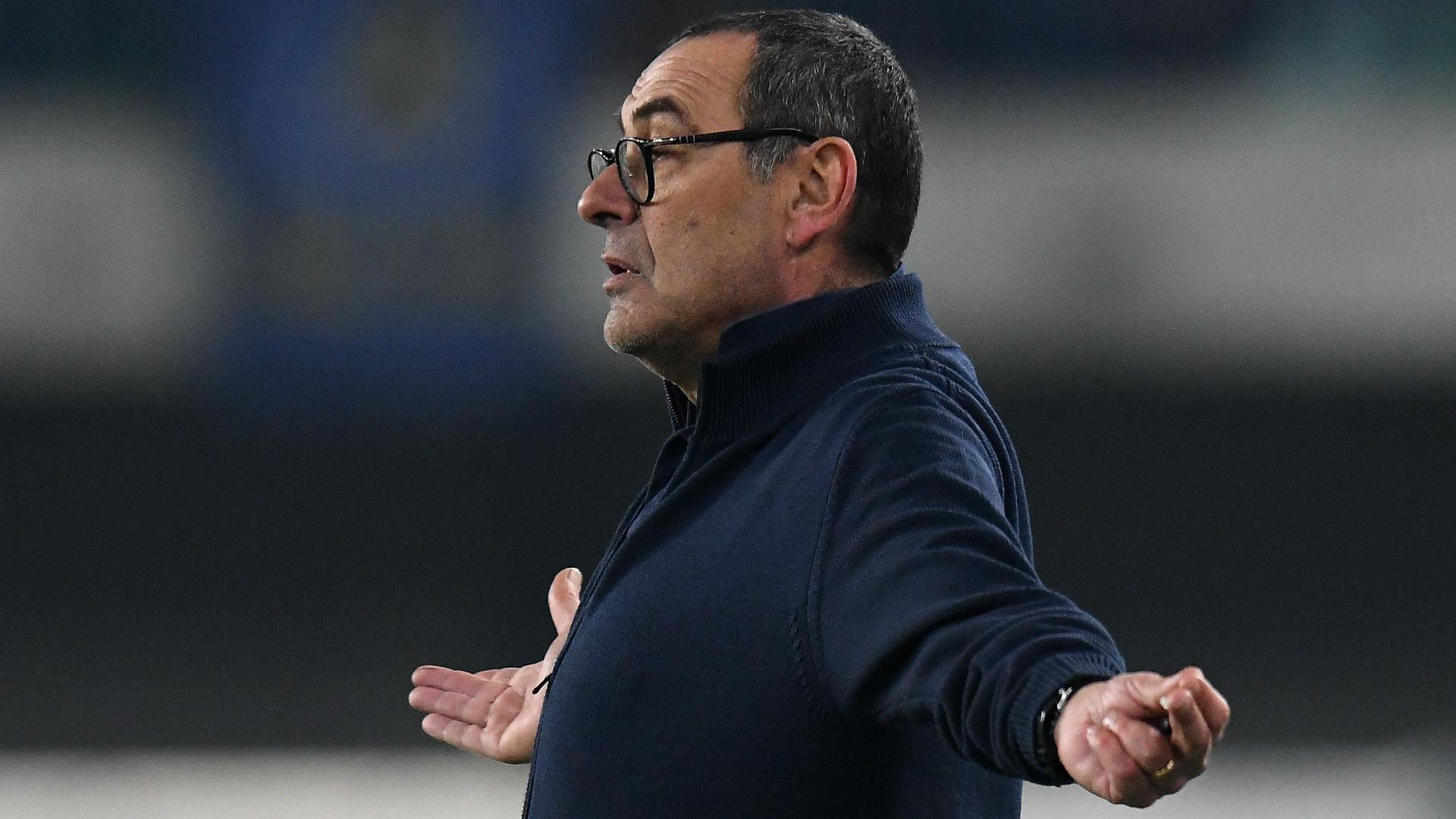 Sarri bemoans 'total blackout' as Juve collapse against Milan