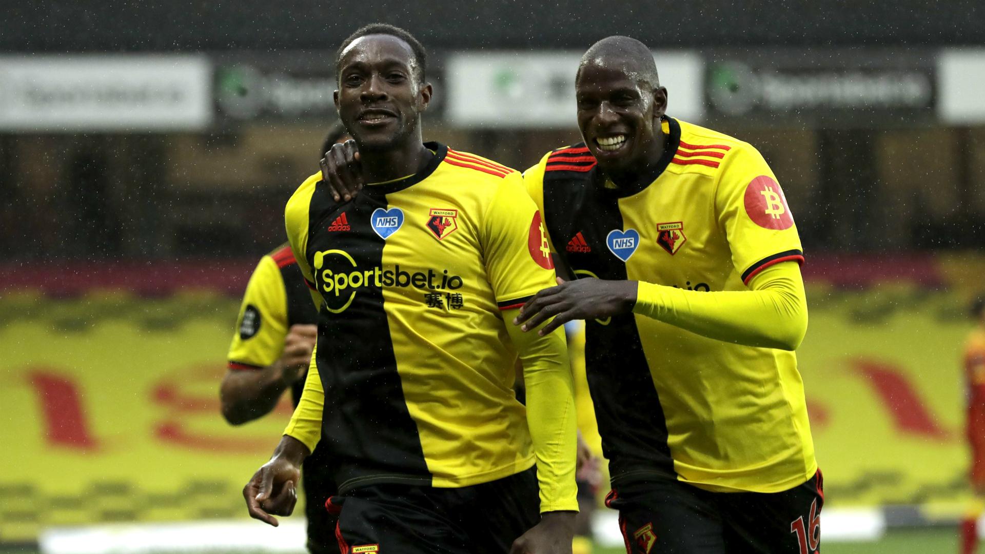 Watford 2-1 Norwich City: Welbeck stunner boosts hosts' survival hopes