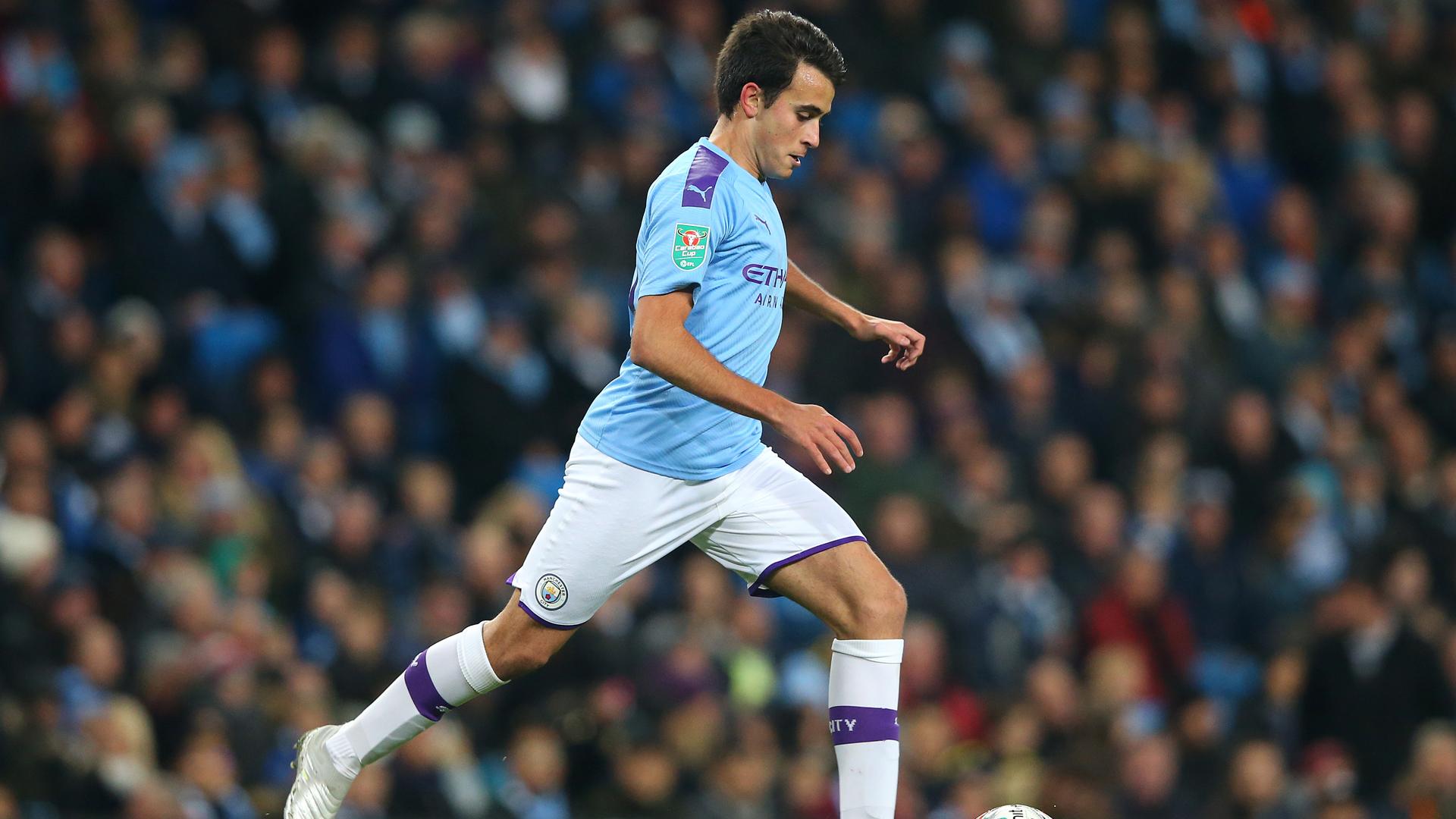 Guardiola 'confident' Garcia will stay at Man City amid Barcelona links