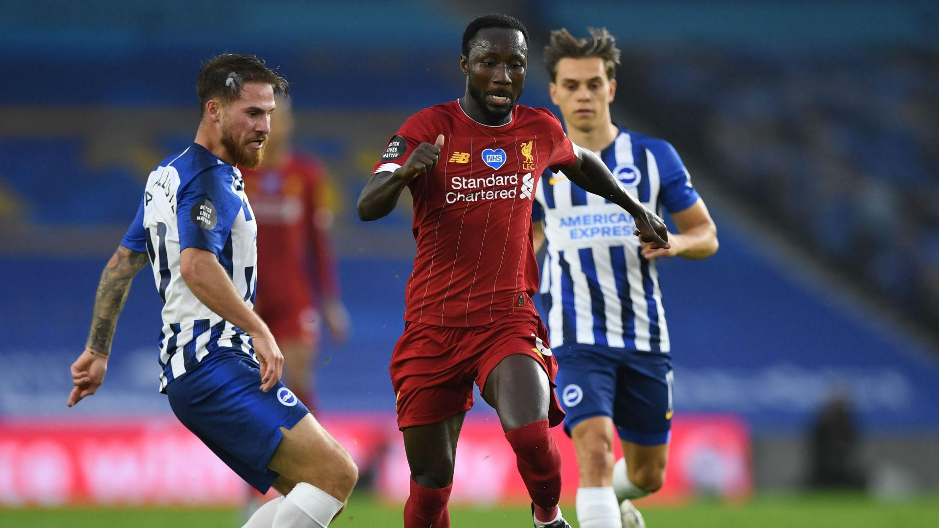 Keita is getting better and better – Klopp praises Liverpool midfielder